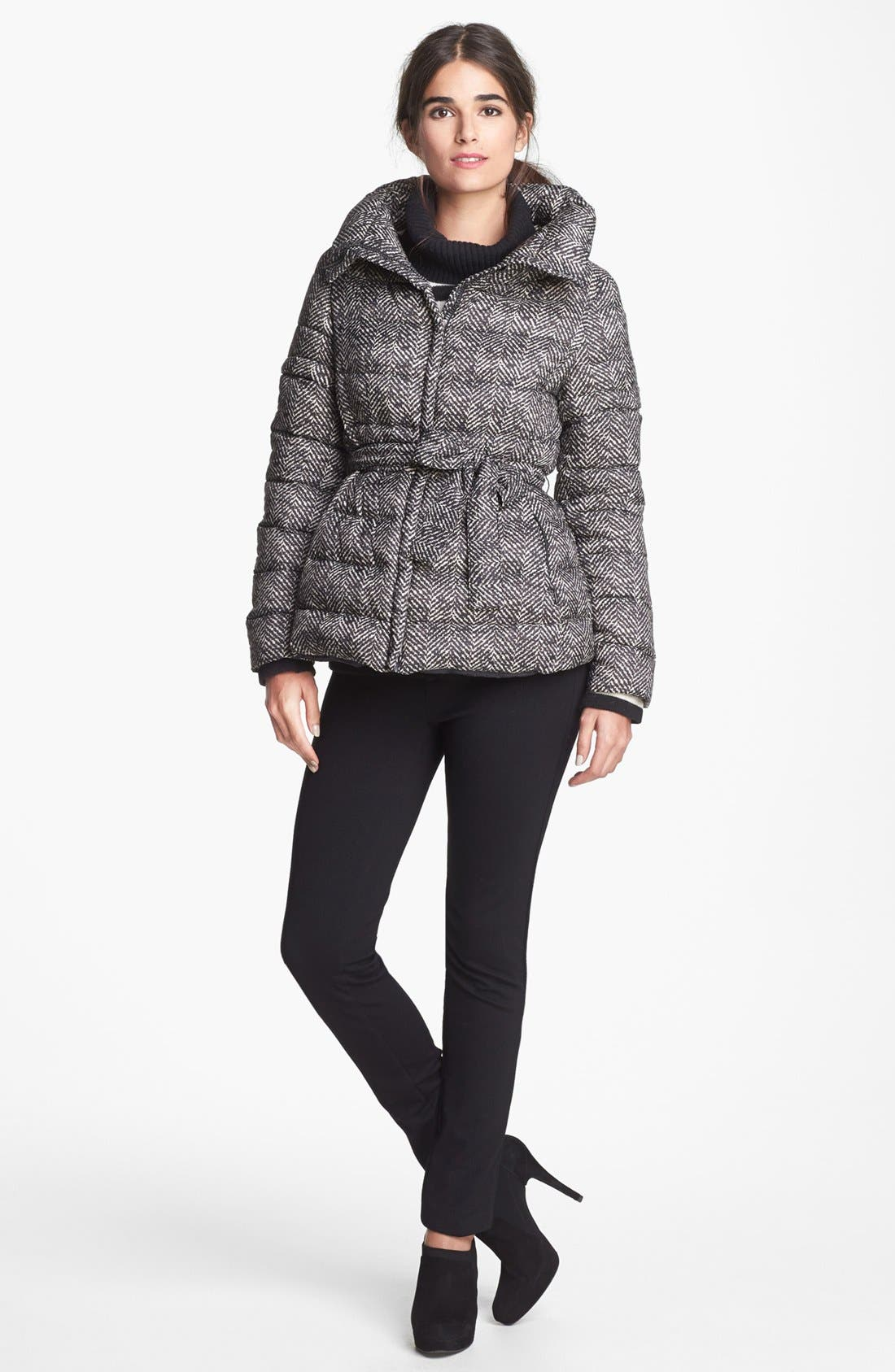 Alternate Image 4  - Weekend Max Mara 'Alcuno' Convertible Quilted Jacket