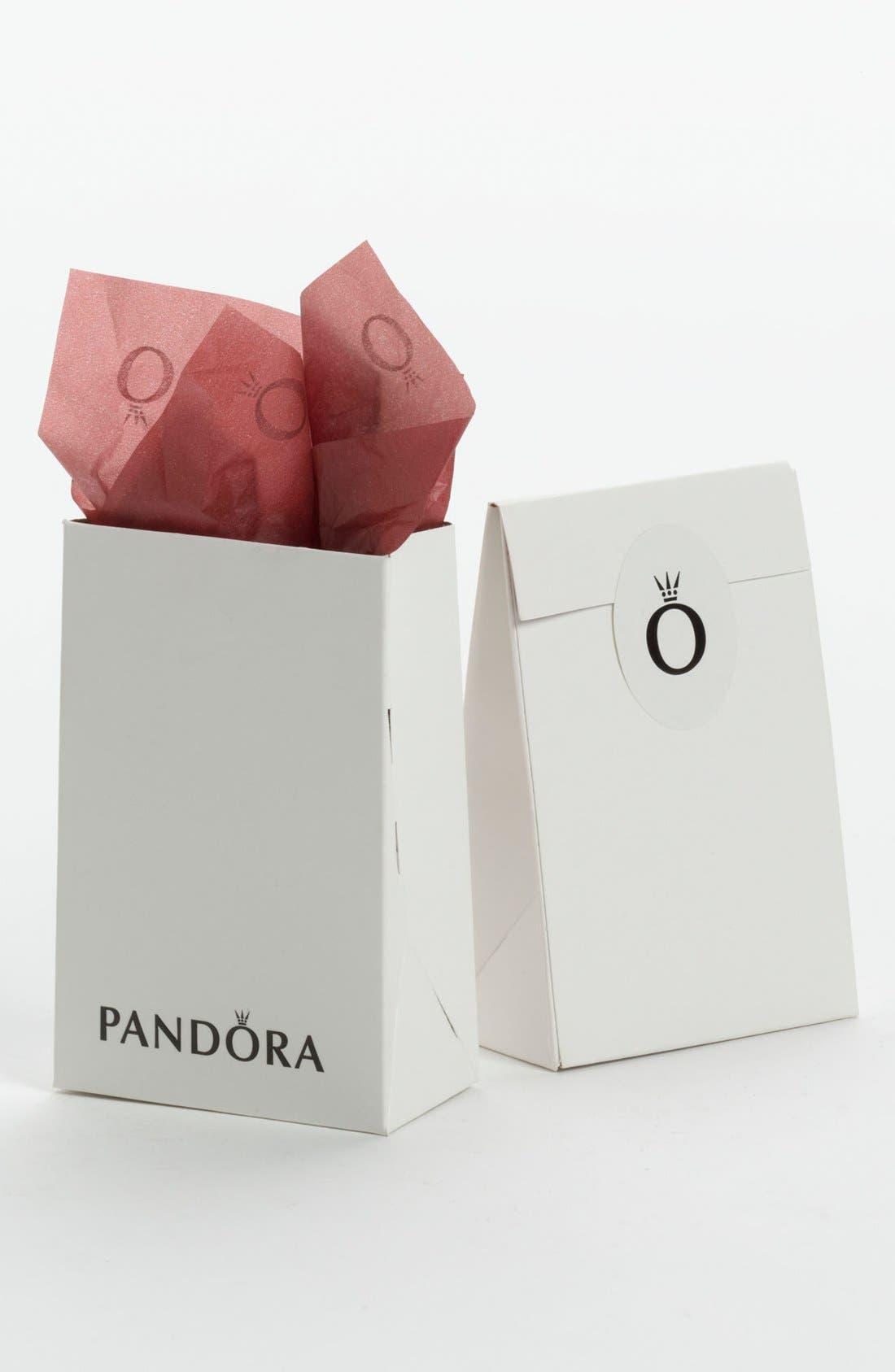 Alternate Image 4  - PANDORA 'Fascinating Green' Charm