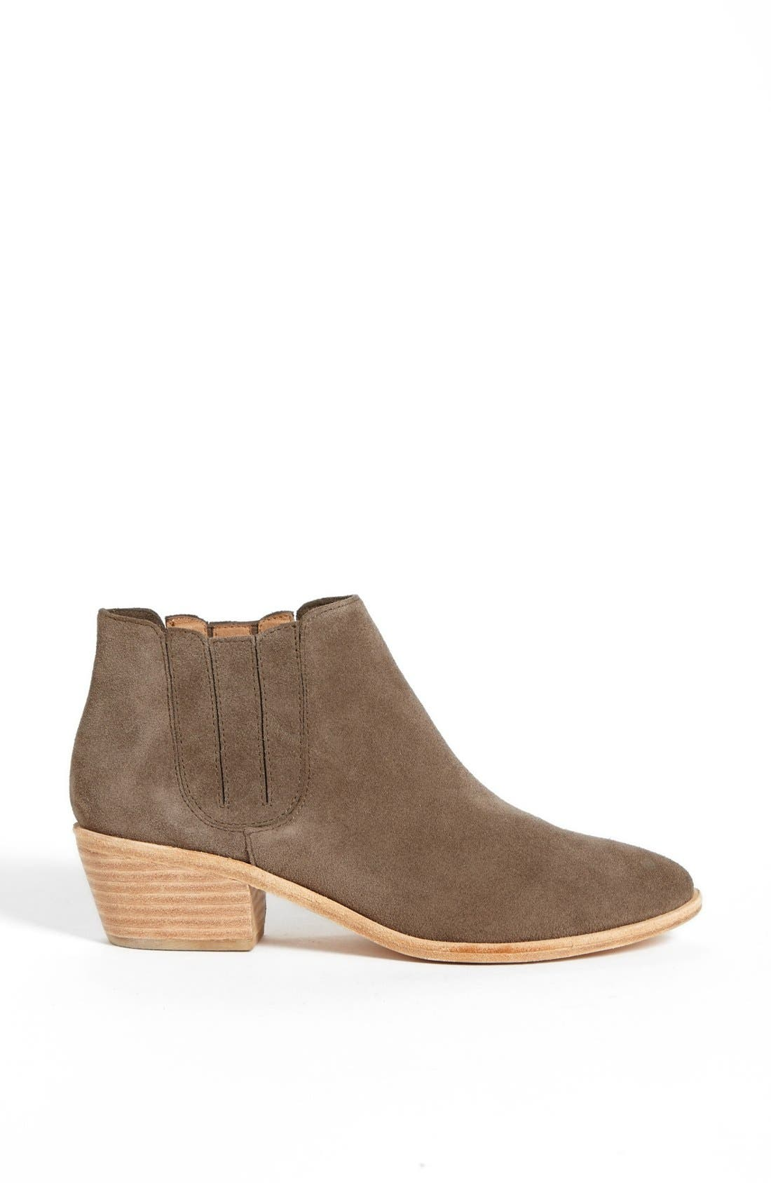 Alternate Image 4  - Joie 'Barlow' Suede Bootie (Women)
