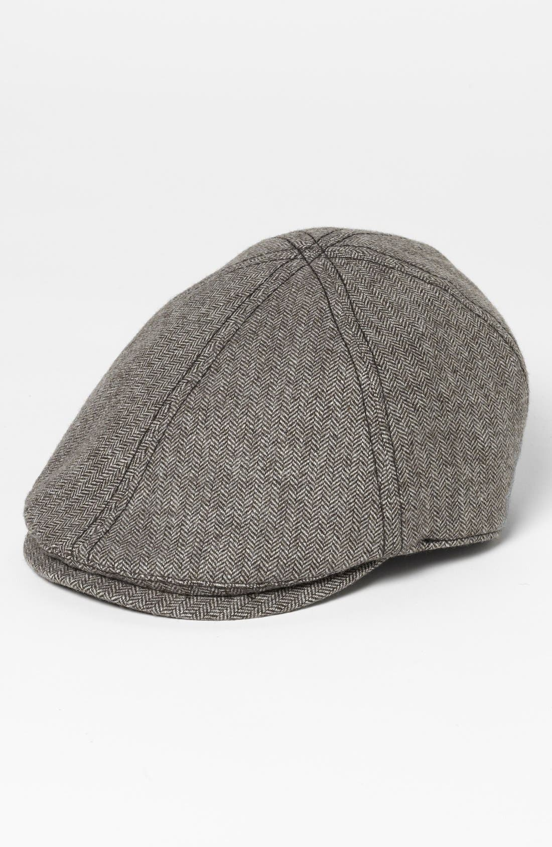 Alternate Image 1 Selected - Goorin Brothers 'John Milton' Wool Driving Cap