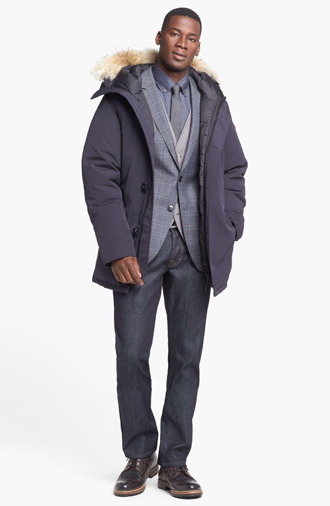 Alternate Image 4  - BOSS HUGO BOSS 'Cinor' Vest