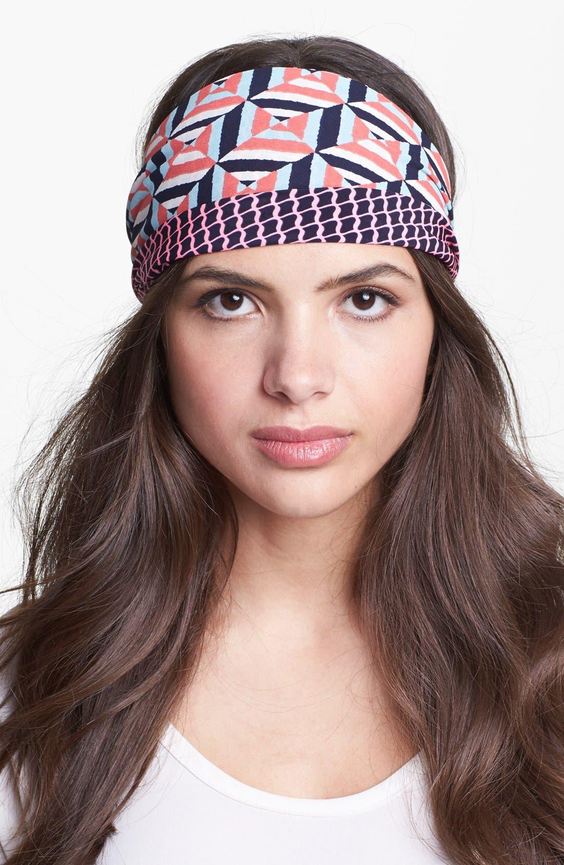 Main Image - Cara 'Geo Fence' Head Wrap