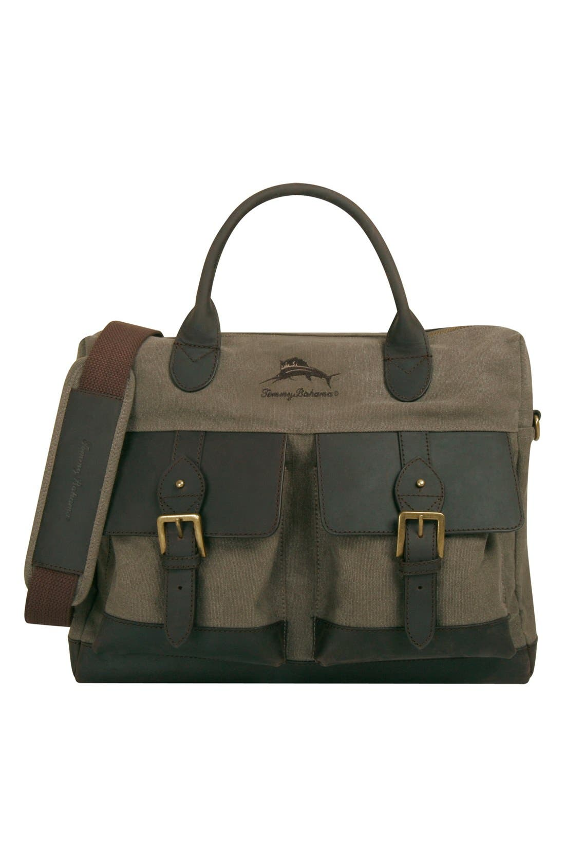 Alternate Image 1 Selected - Tommy Bahama 'Big Island' Briefcase