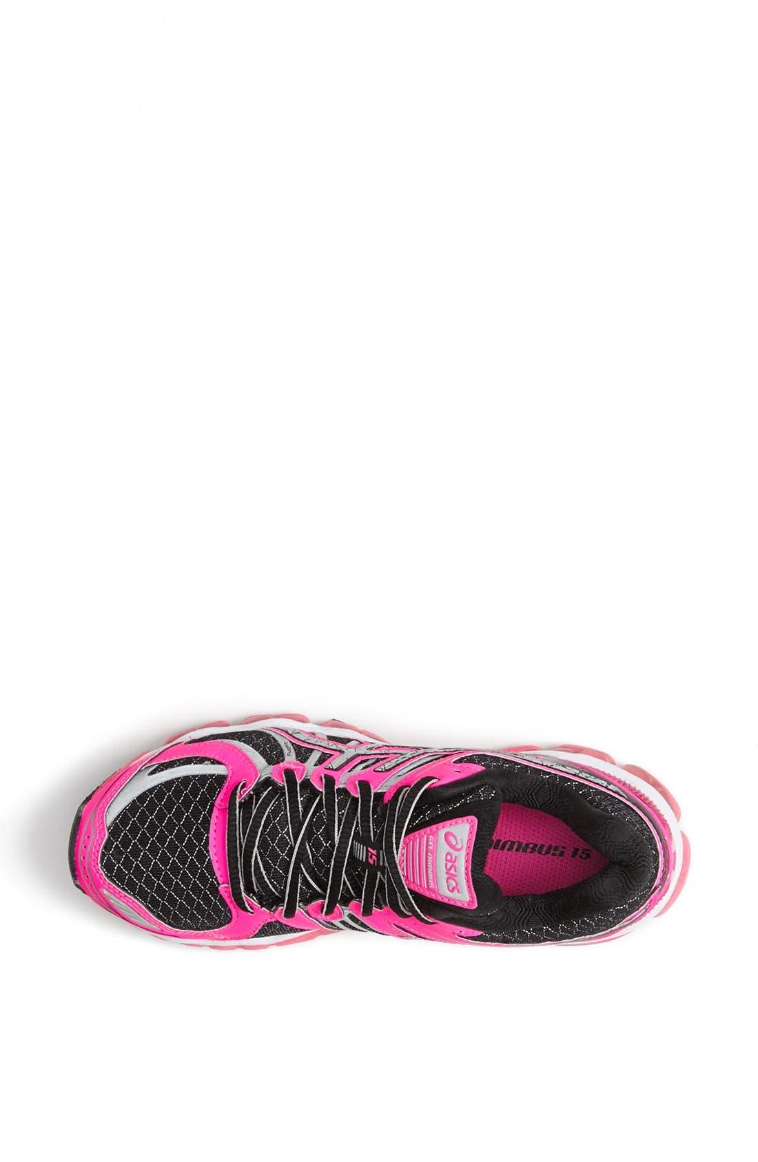 Alternate Image 3  - Asics® 'GEL-Nimbus® 15 Lite' Running Shoe (Women)