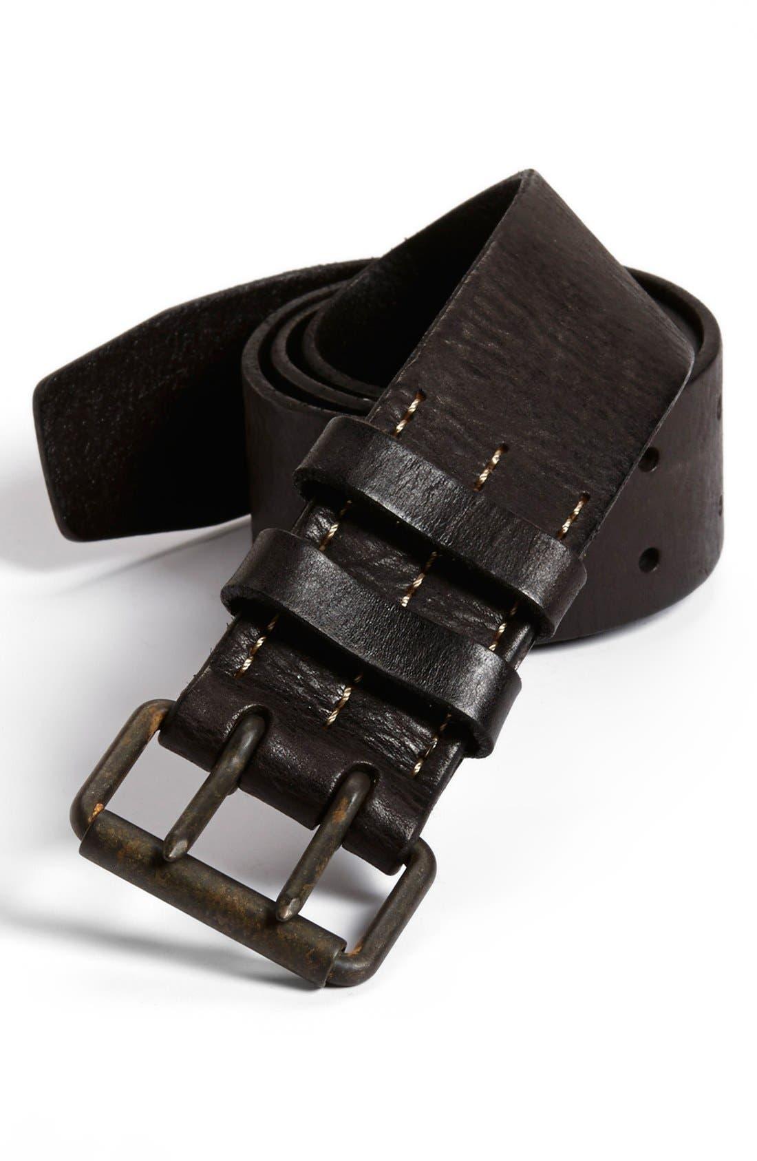 Alternate Image 1 Selected - Polo Ralph Lauren 'Garrison' Belt
