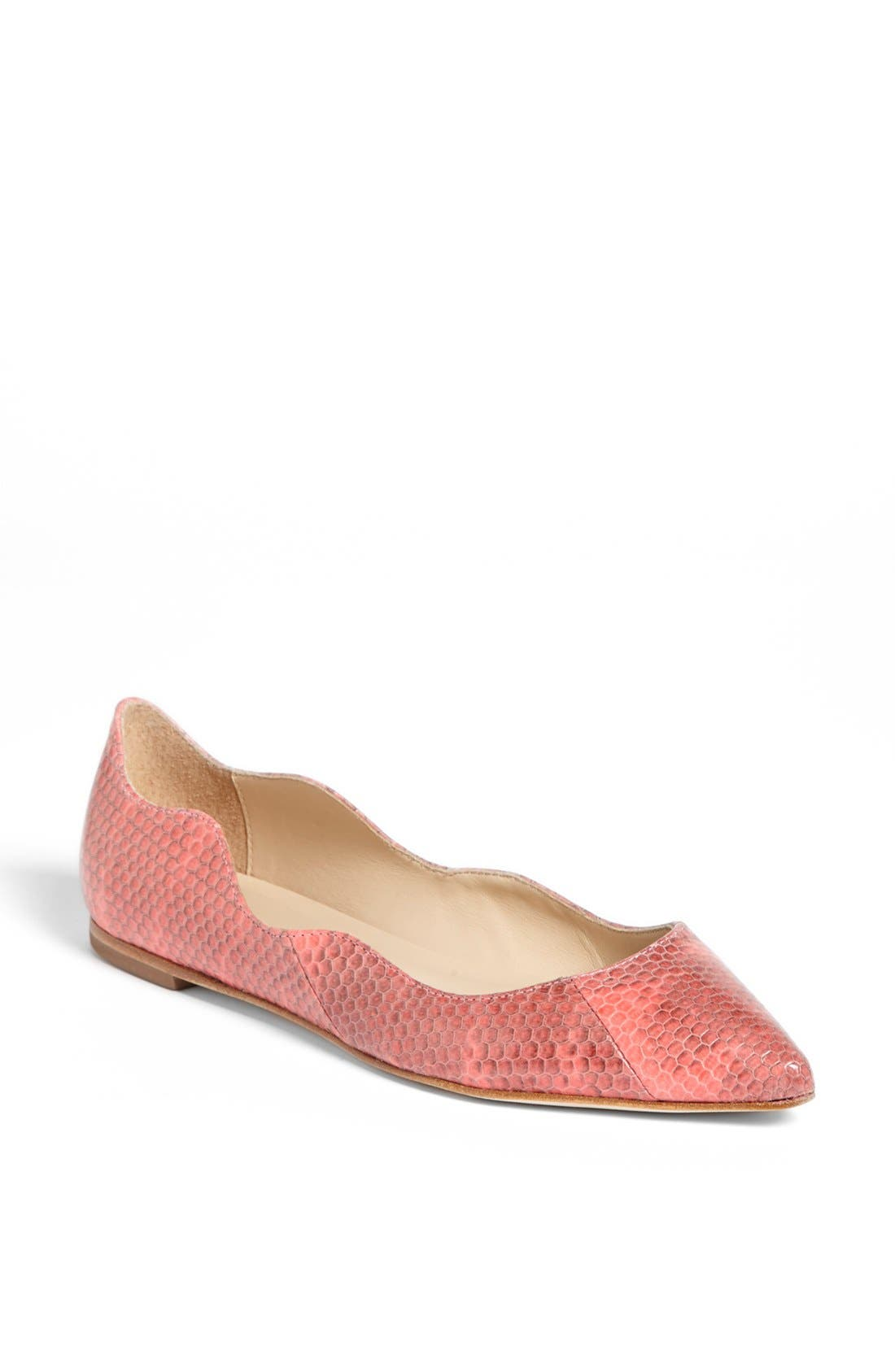 Alternate Image 1 Selected - Loeffler Randall 'Milla - Sea Skimmer' Flat (Online Only)