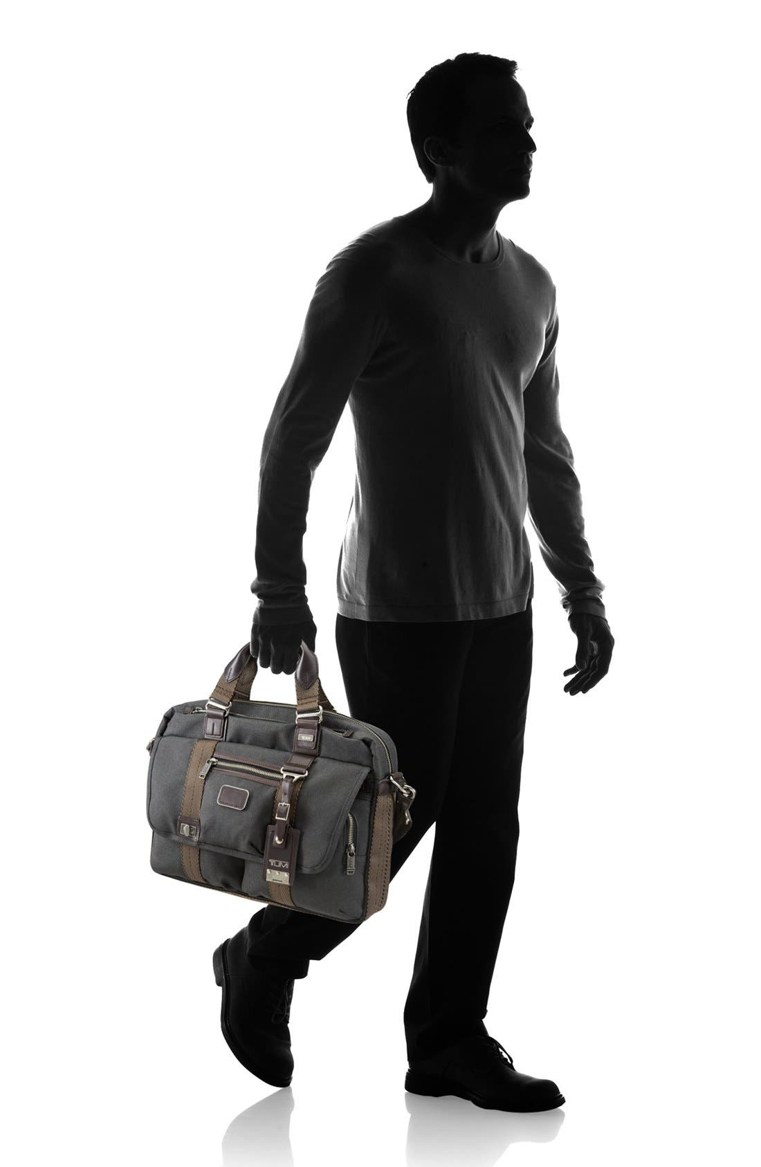 Alternate Image 6  - Tumi 'Alpha Bravo - Pinckney' Flap Briefcase