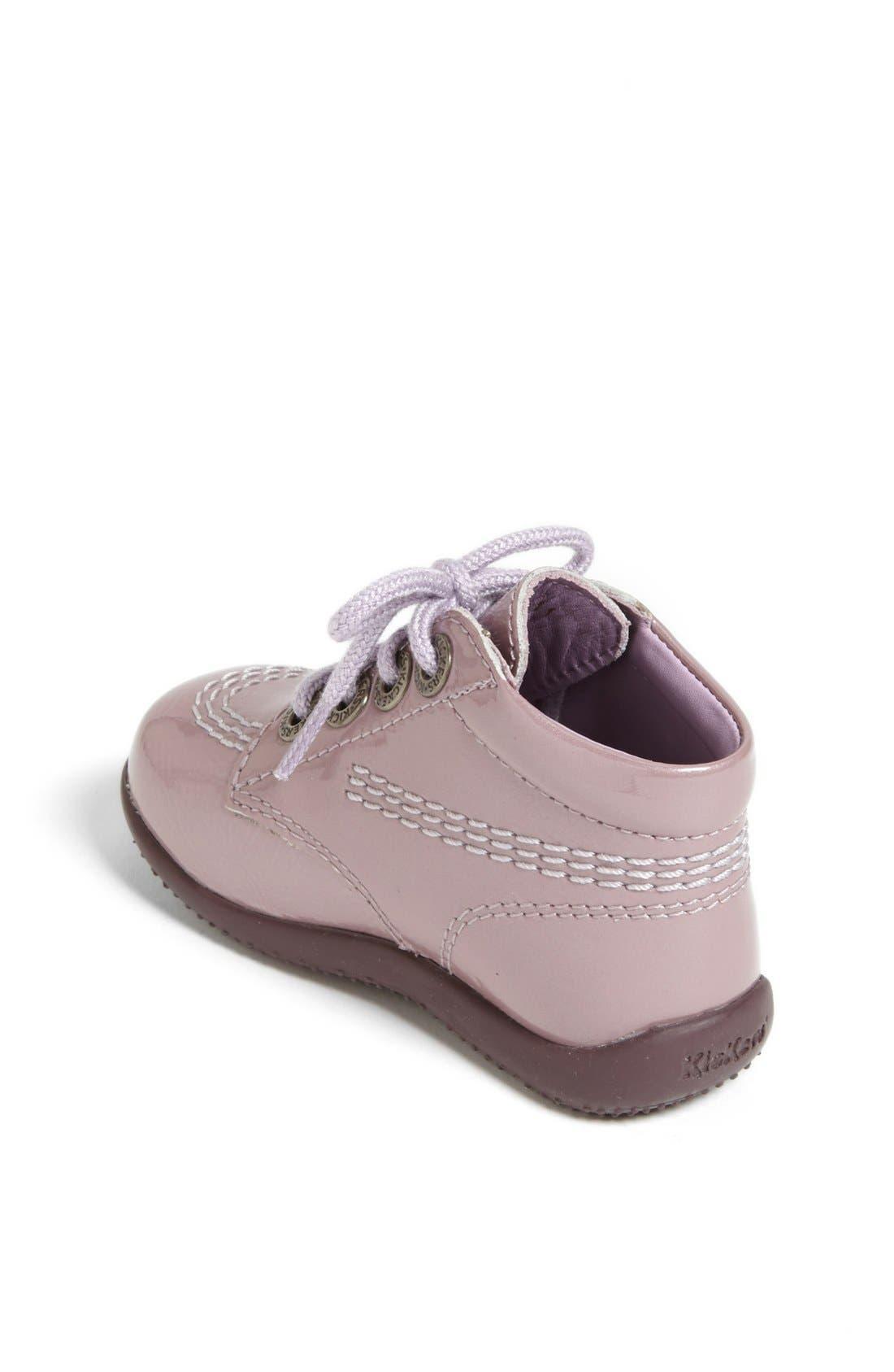 Alternate Image 2  - Kickers 'Billy 4' Boot (Baby, Walker & Toddler)