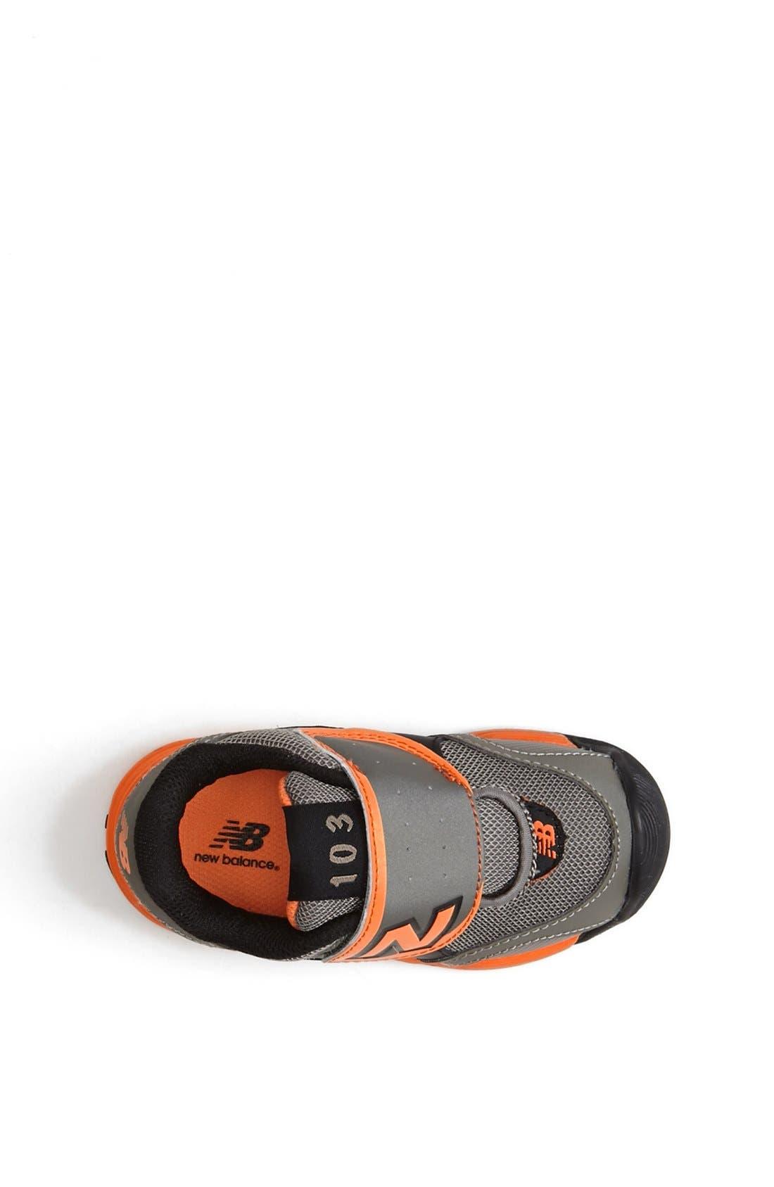 Alternate Image 3  - New Balance '103' Athletic Shoe (Baby, Walker & Toddler)