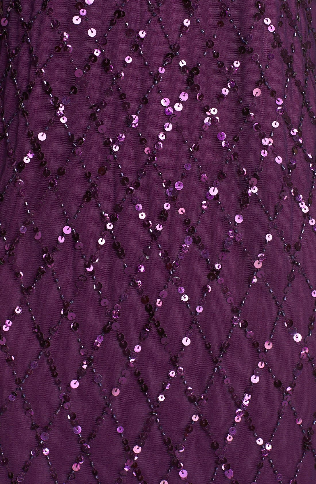 Alternate Image 4  - Pisarro Nights Beaded Short Dress