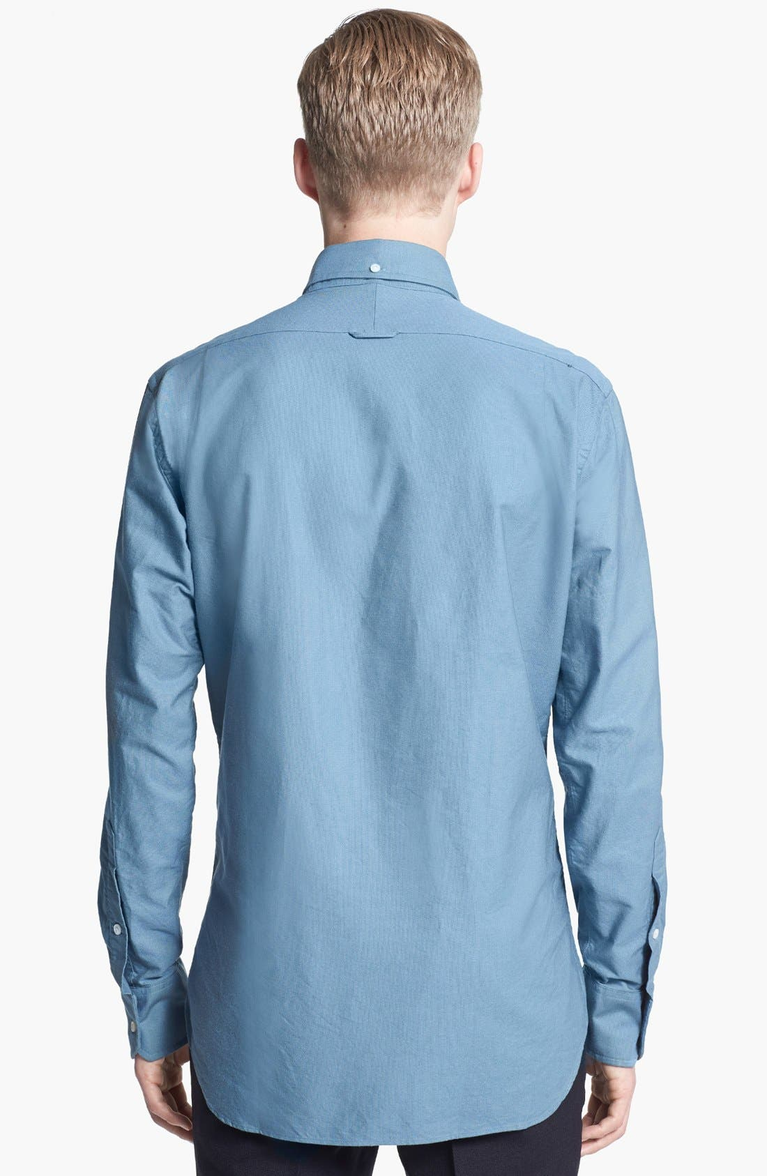 Alternate Image 2  - Thom Browne Oxford Shirt