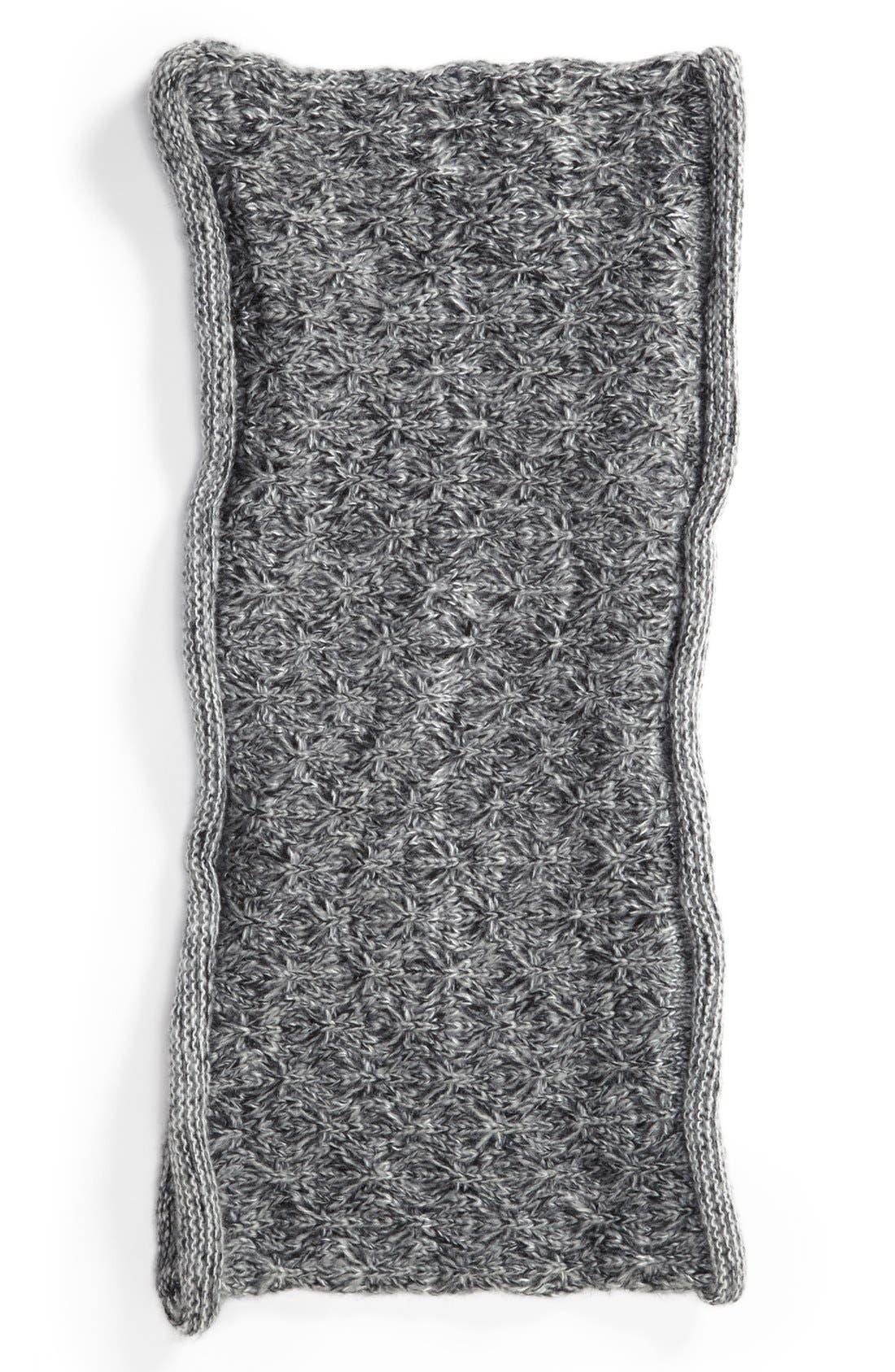 Alternate Image 2  - San Diego Hat Marled Knit Infinity Scarf