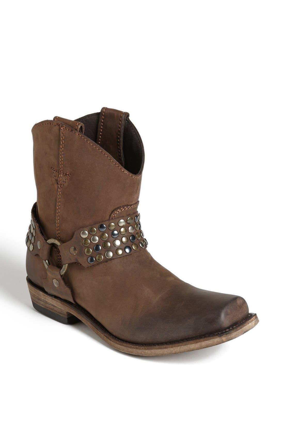 Alternate Image 1 Selected - Liberty Black Short Harness Boot