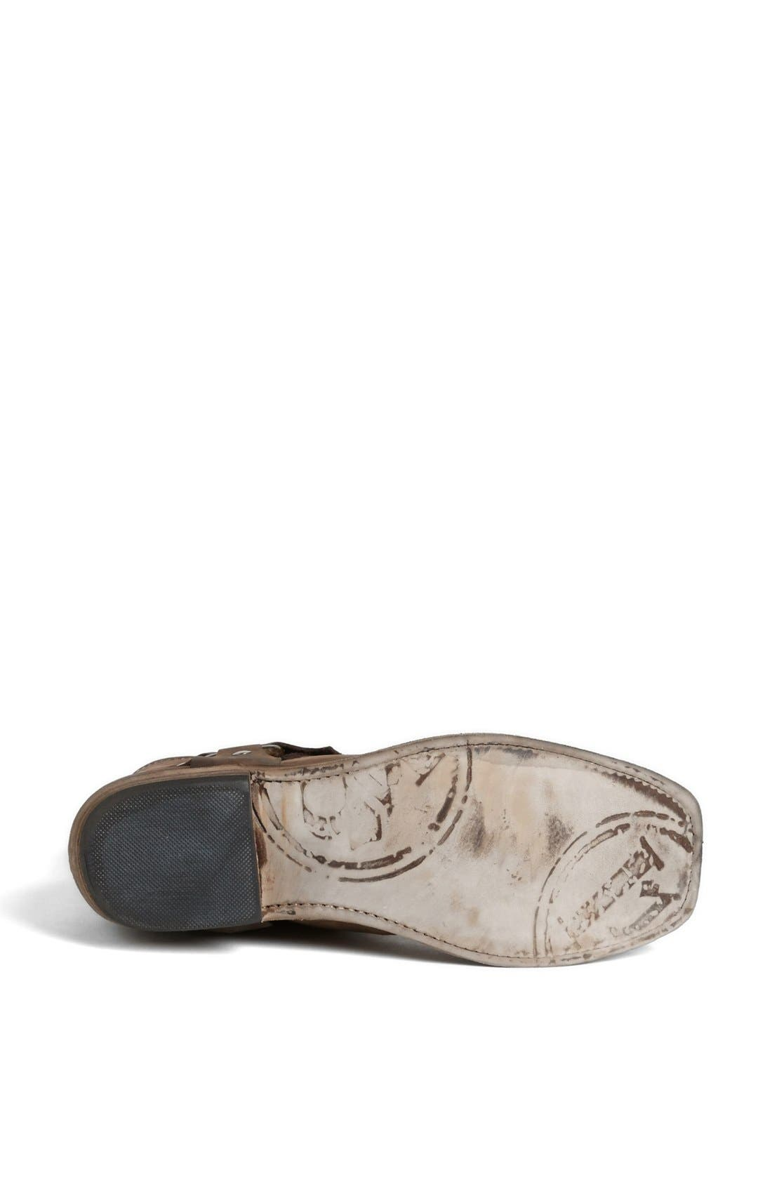 Alternate Image 4  - Liberty Black Short Harness Boot