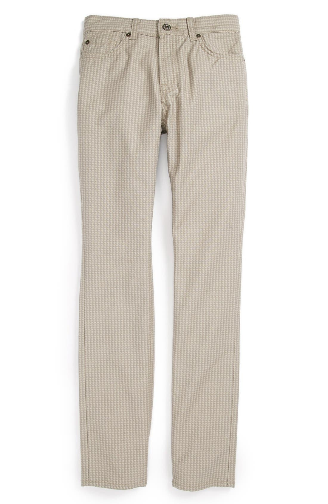 Alternate Image 2  - 7 For All Mankind® 'The Straight' Straight Leg Pants (Big Boys) (Online Only)