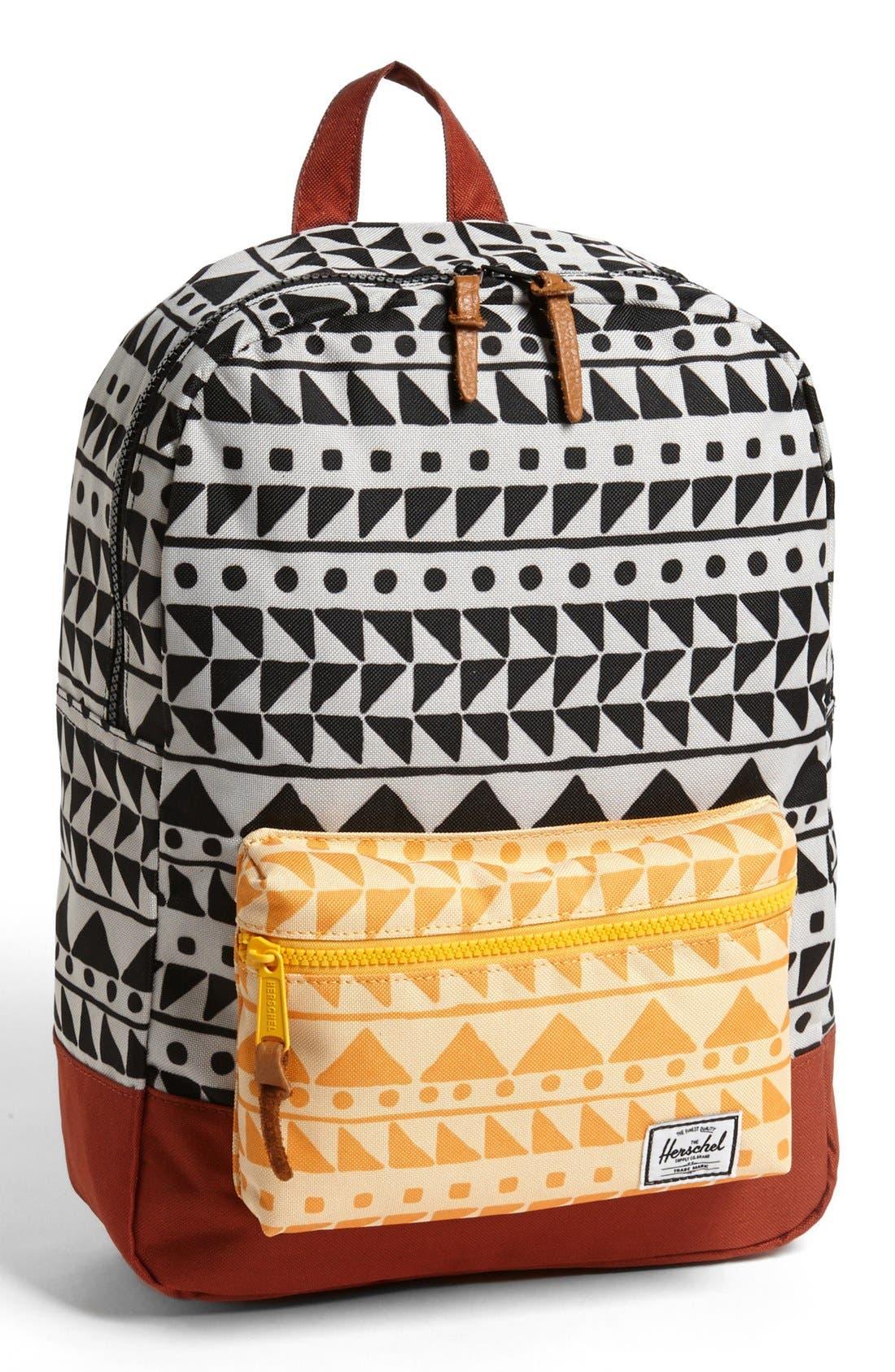 Alternate Image 1 Selected - Herschel Supply Co. 'Settlement' Backpack (Girls)