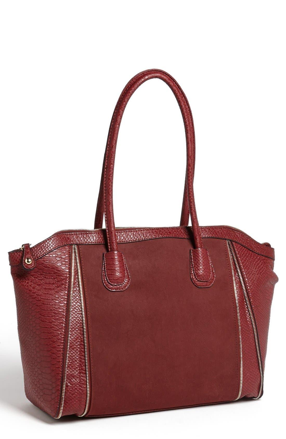 Main Image - Emperia Expandable Trapeze Bag (Juniors) (Online Only)