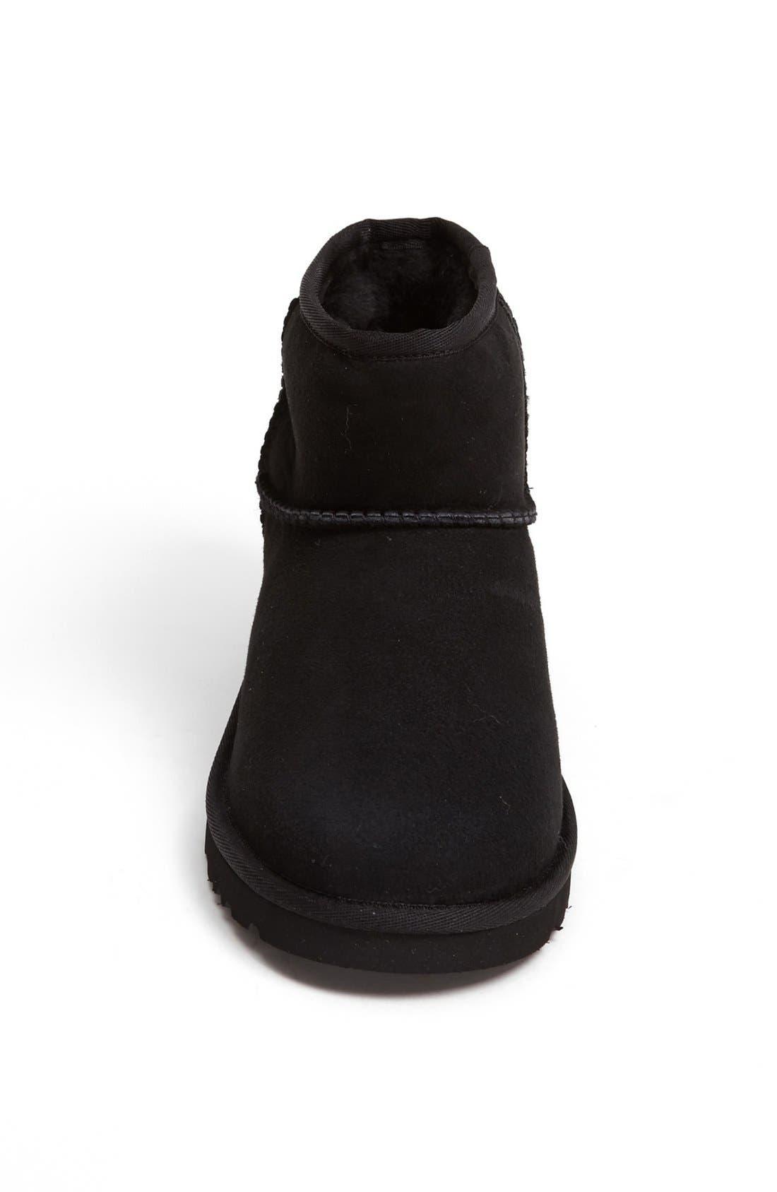 Alternate Image 3  - UGG® 'Classic Mini' Boot (Walker, Toddler & Big Kid)