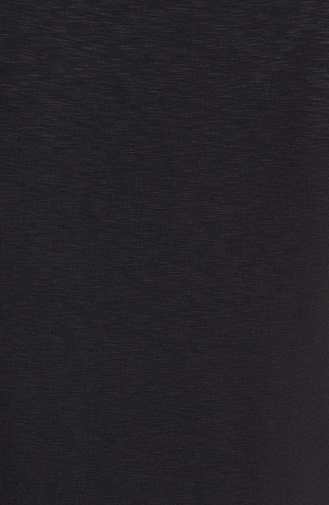 Alternate Image 3  - Santorelli Cap Sleeve Tee