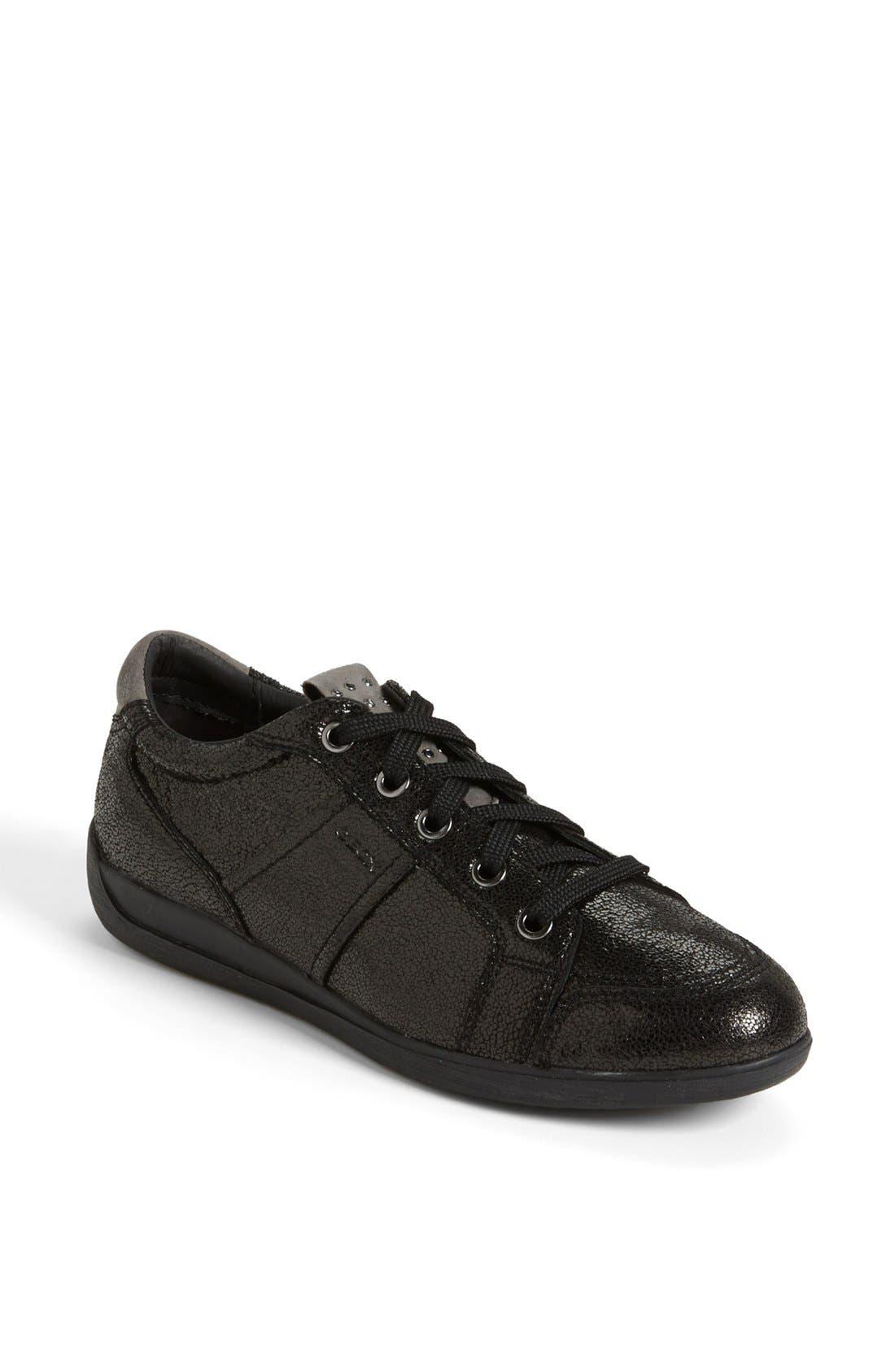 Alternate Image 1 Selected - Geox 'Myria' Sneaker