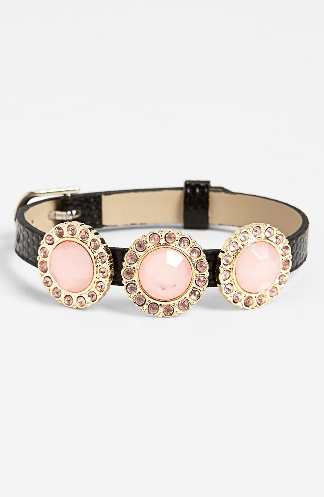 Alternate Image 1 Selected - BP. Charm Bracelet (Juniors) (Online Only)