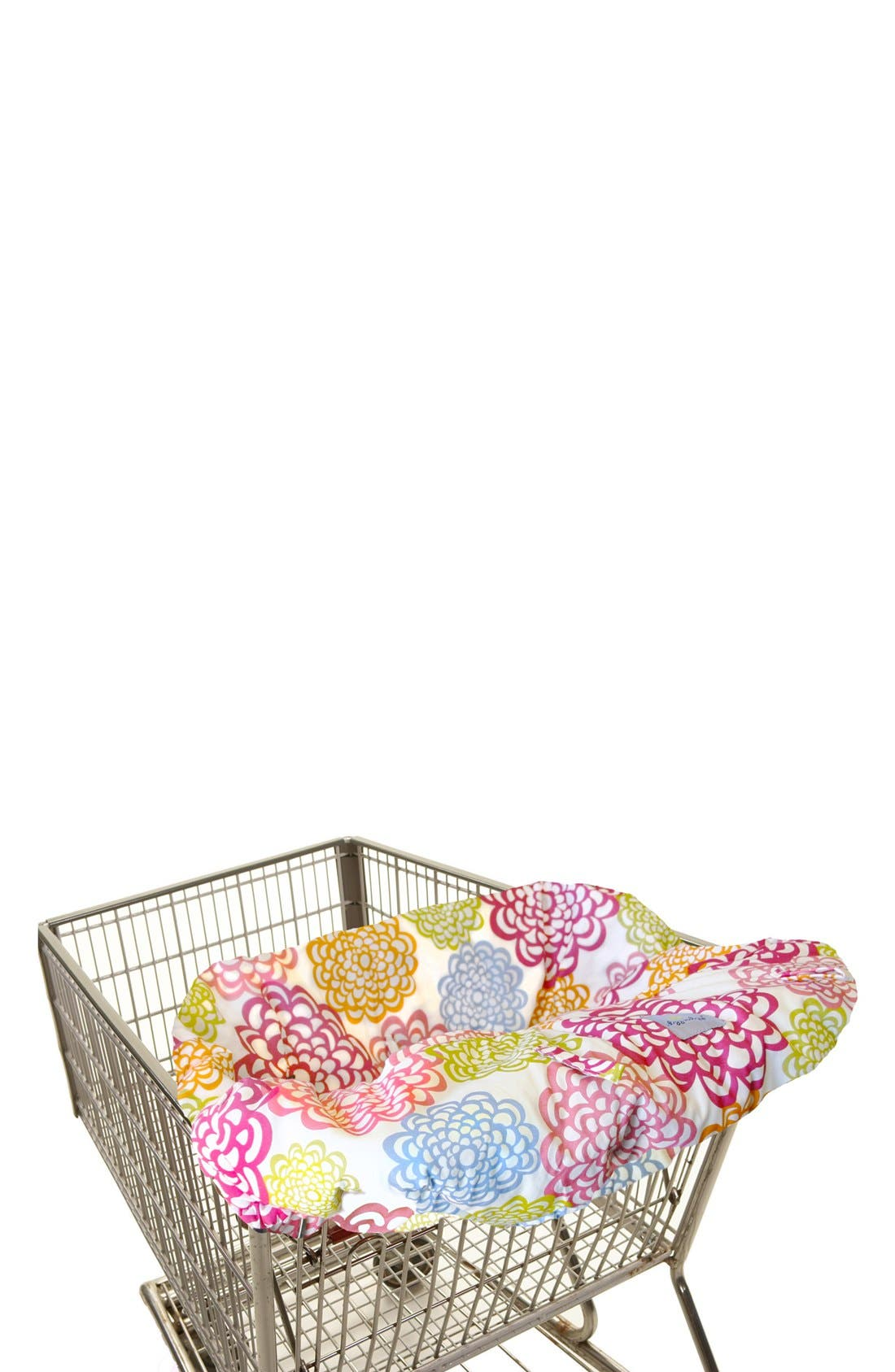 Alternate Image 1 Selected - Itzy Ritzy Shopping Cart/Highchair Cover