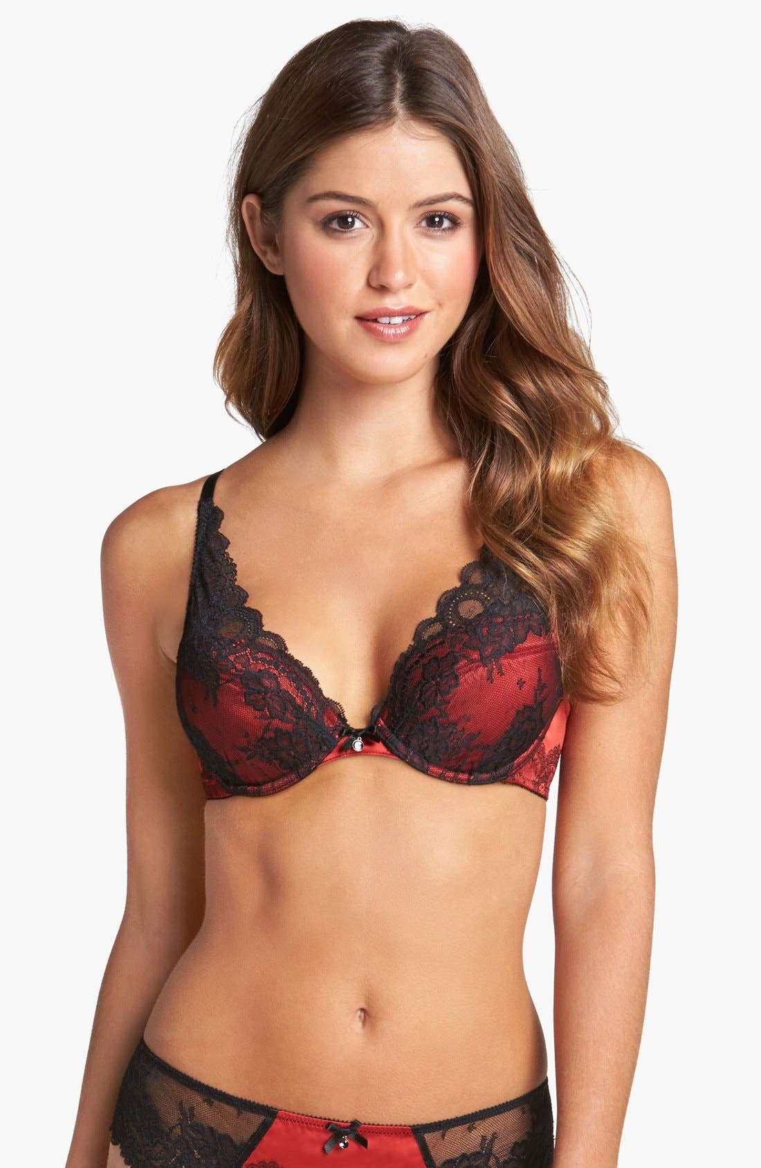 Alternate Image 1 Selected - Chantelle Intimates 'Paris Paris' Underwire Push Up Bra