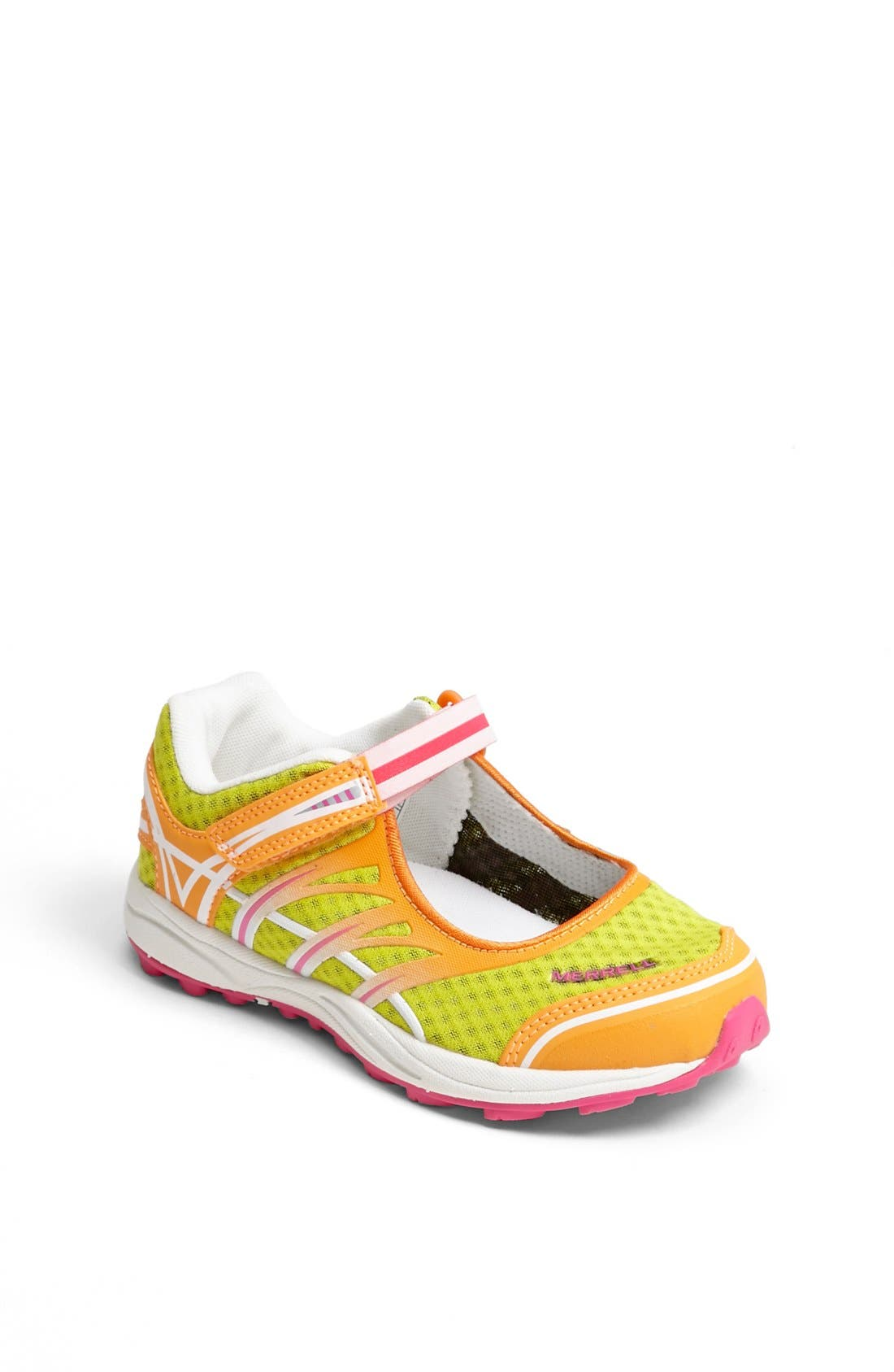 Main Image - Merrell 'Mix Master Jam' Mary Jane Sneaker (Toddler, Little Kid & Big Kid)