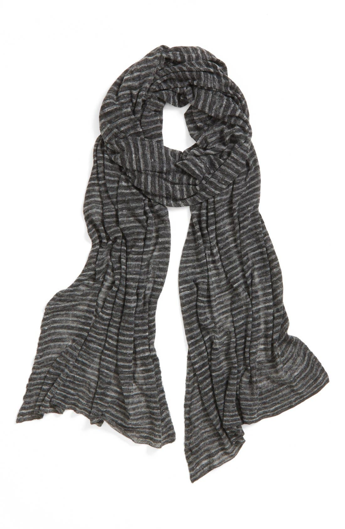 Alternate Image 1 Selected - John Varvatos Star USA Stripe Scarf
