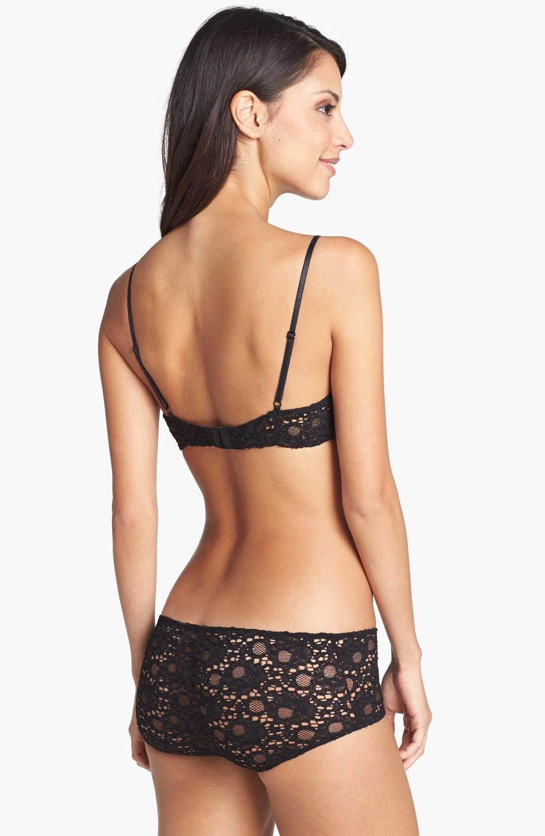 Alternate Image 4  - Only Hearts 'Cora's Lace' Bralette