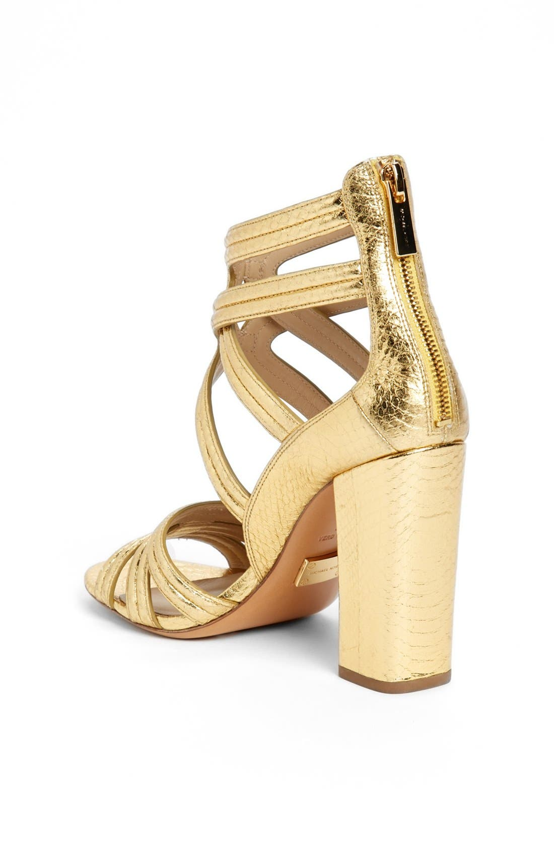 Alternate Image 2  - Michael Kors 'Preston' Cutout Bootie