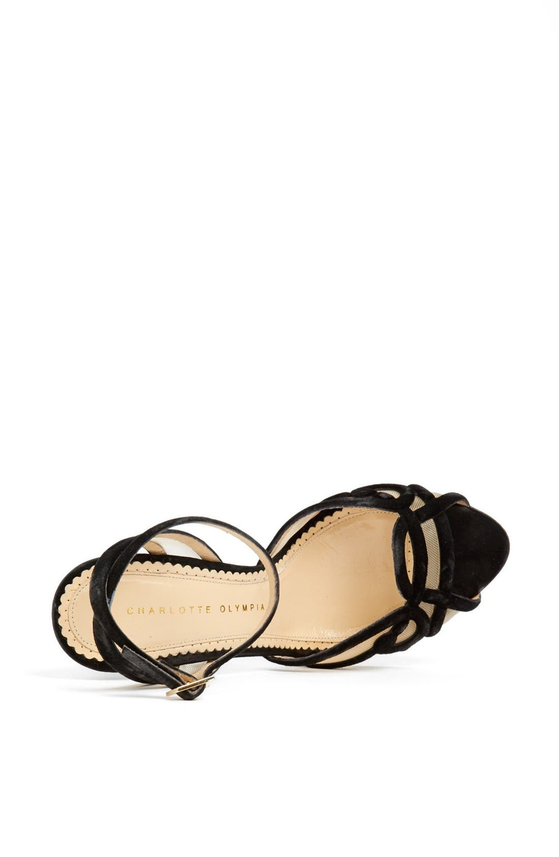 Alternate Image 3  - Charlotte Olympia 'Sugar' High Strap Sandal