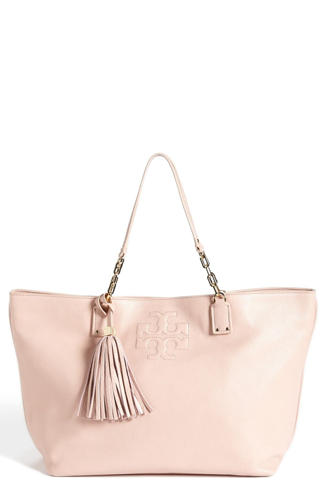 Alternate Image 1 Selected - Tory Burch 'Thea' Tote, Large
