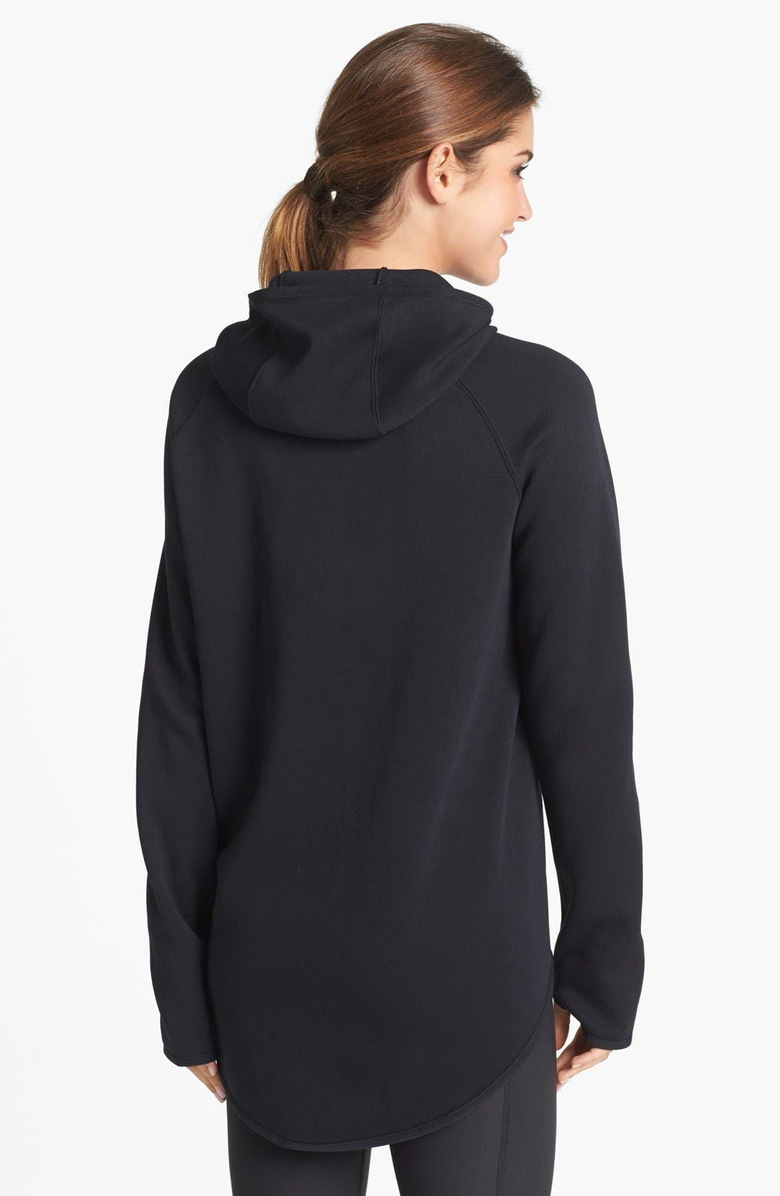 Alternate Image 2  - Nike 'Tech' Cape Jacket