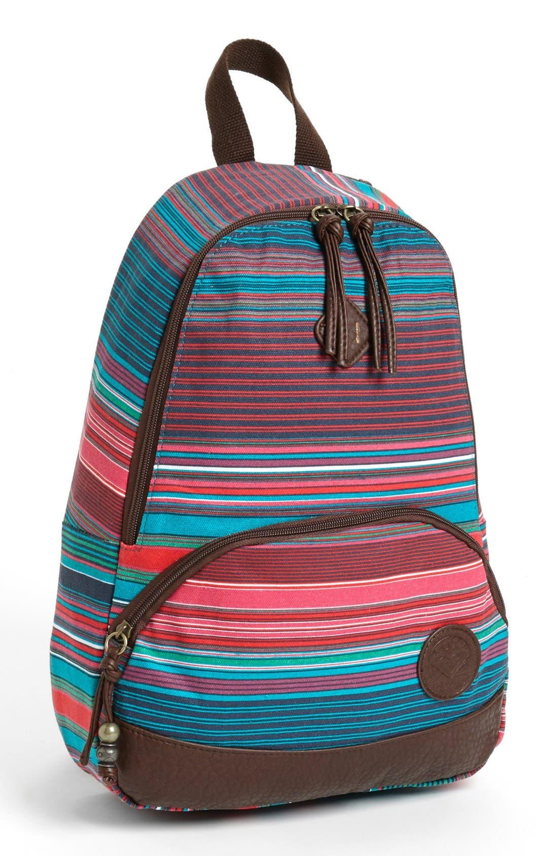Main Image - Roxy 'Wild One' Backpack (Girls)