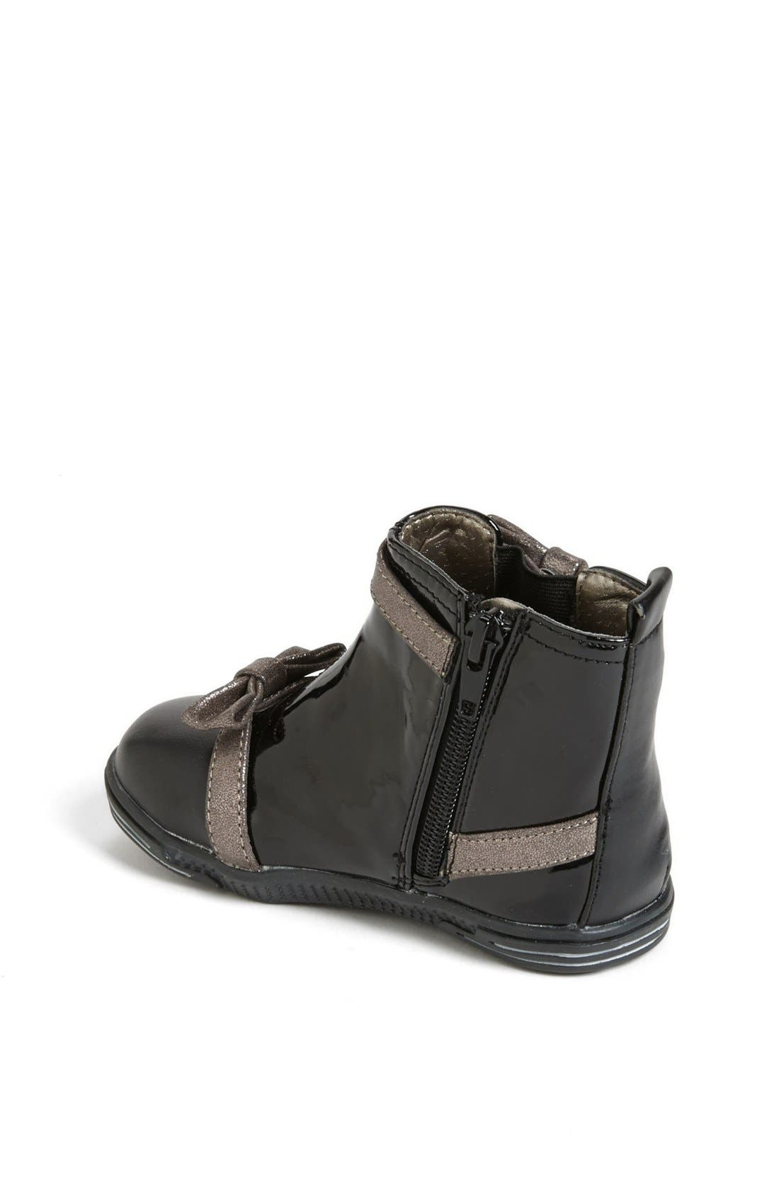 Alternate Image 2  - kensie girl Bow Boot (Walker & Toddler)