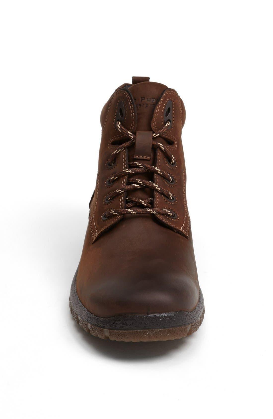 Alternate Image 3  - Hush Puppies® 'Outclass' Plain Toe Boot