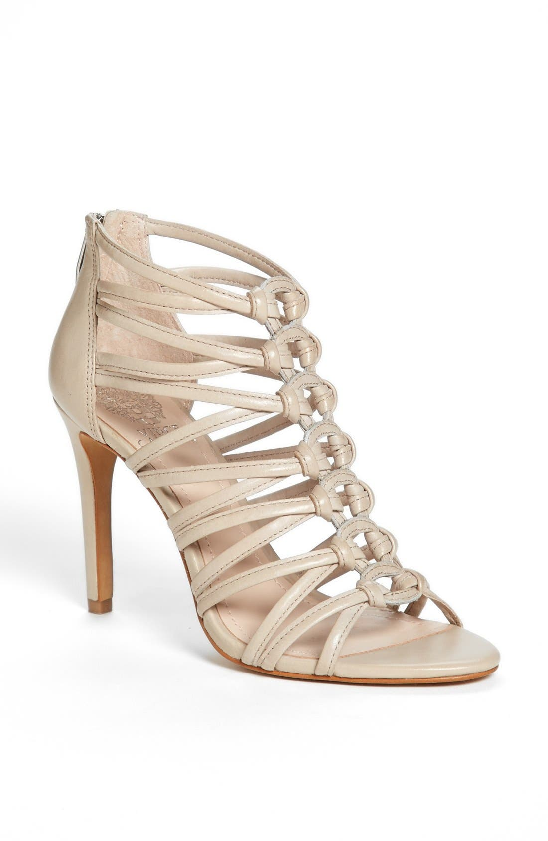 Alternate Image 1 Selected - Vince Camuto 'Ombra' Nappa Leather Sandal