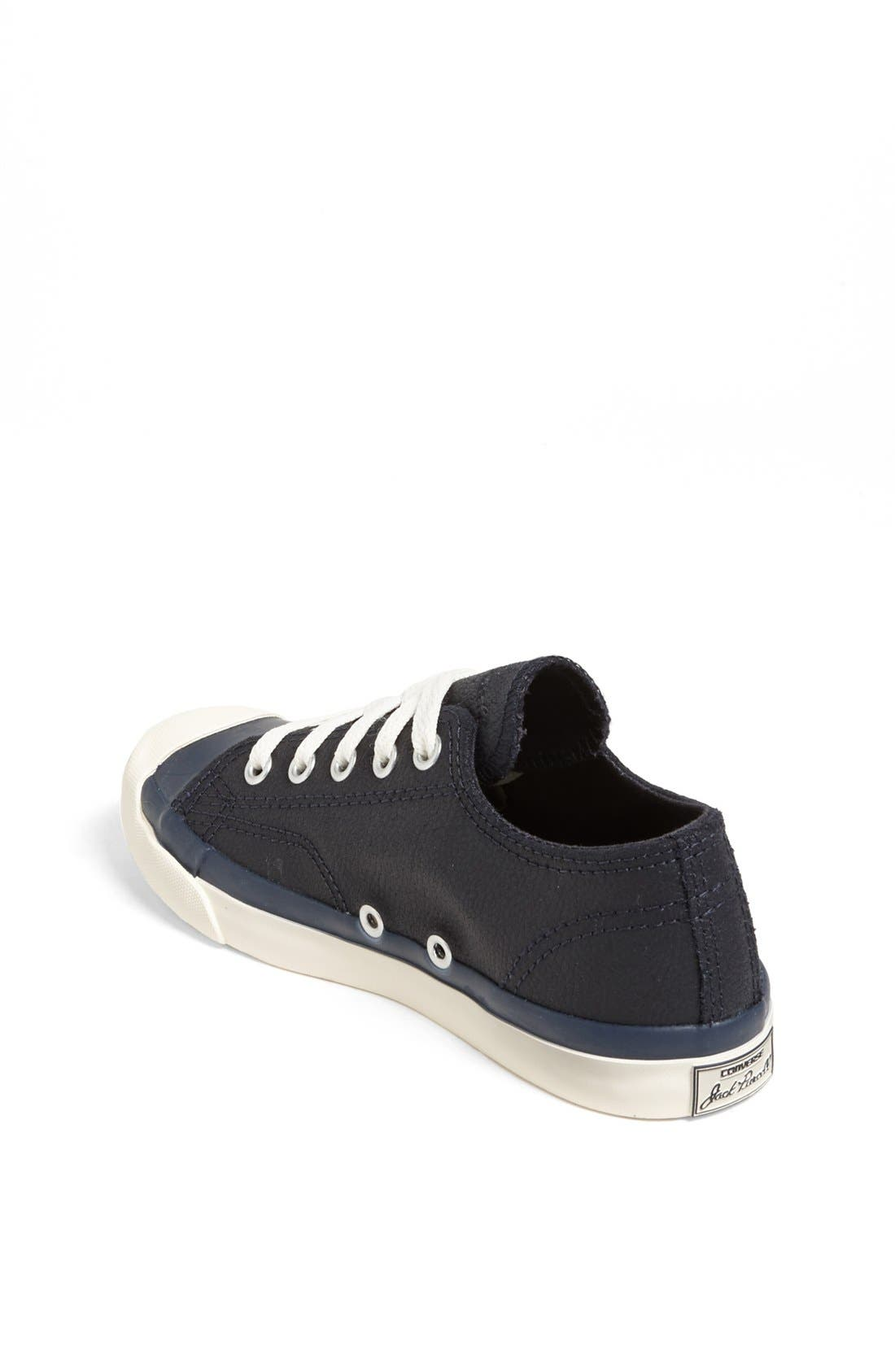 Alternate Image 2  - Converse 'Jack Purcell' Sneaker (Toddler, Little Kid & Big Kid)