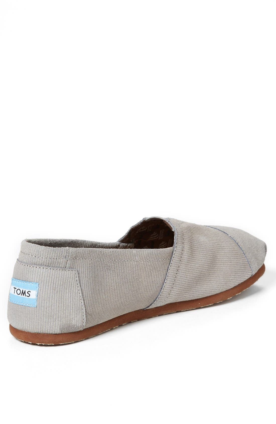 Alternate Image 2  - TOMS 'Movember Classic' Slip-On (Men) (Limited Edition - Movember)