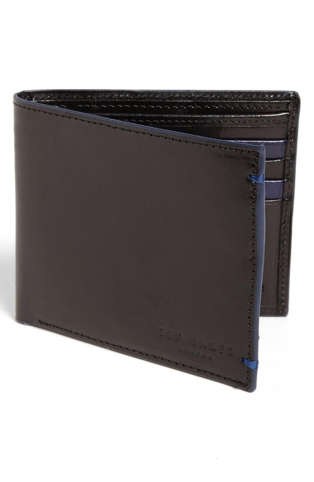 Alternate Image 1 Selected - Ted Baker London 'Claudis' Wallet