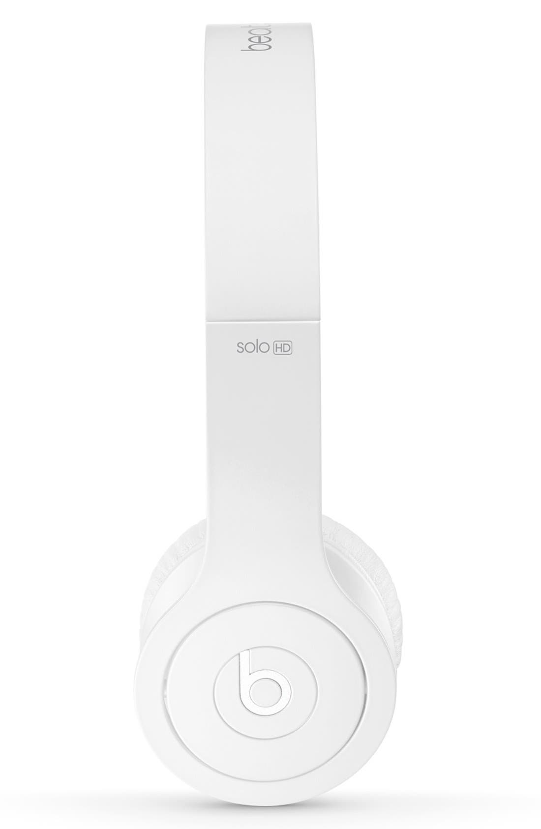 Alternate Image 2  - Beats by Dr. Dre™ 'Solo™' High Definition On Ear Headphones