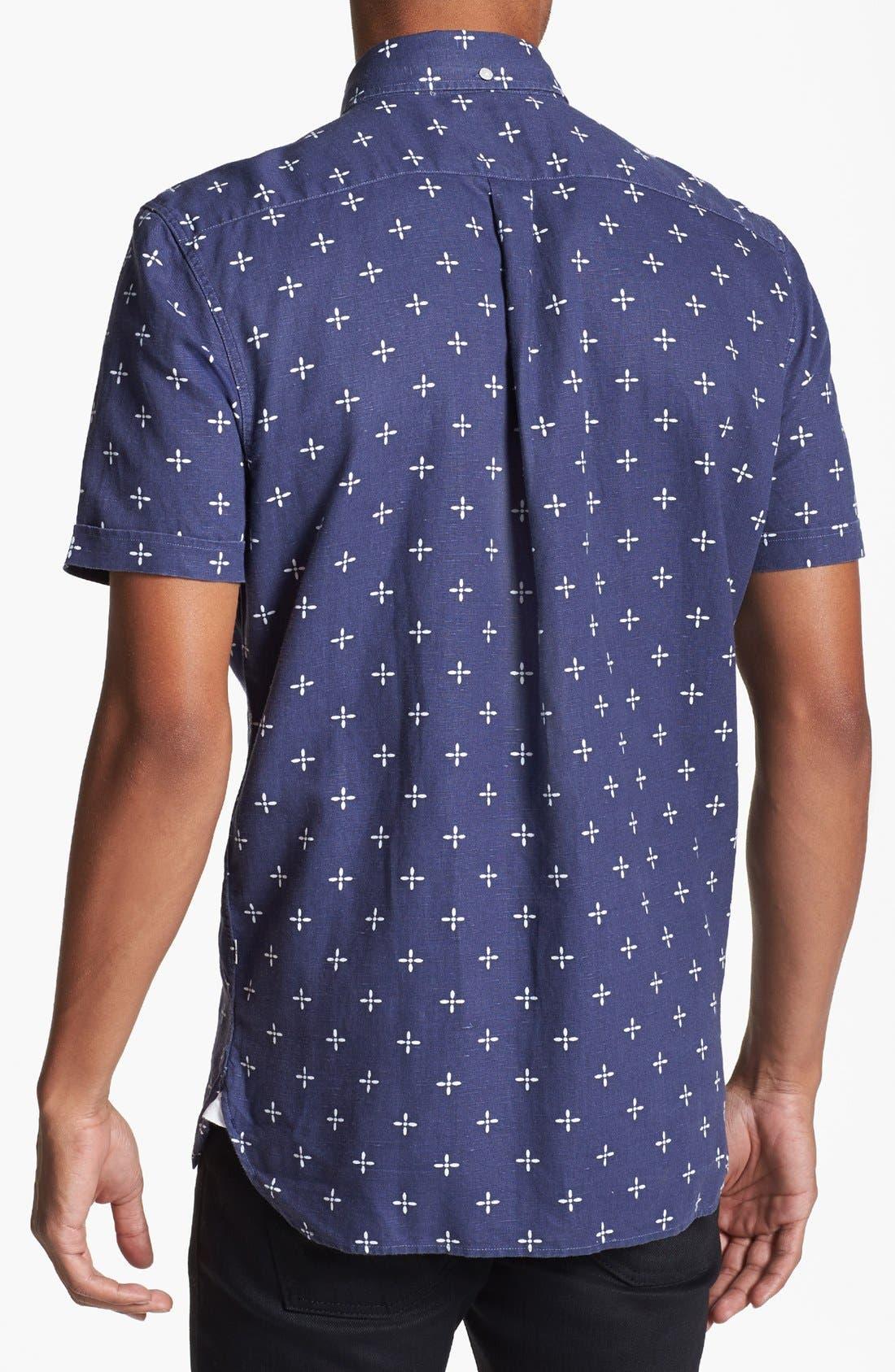 Alternate Image 3  - Levi's® Linen Blend Shirt