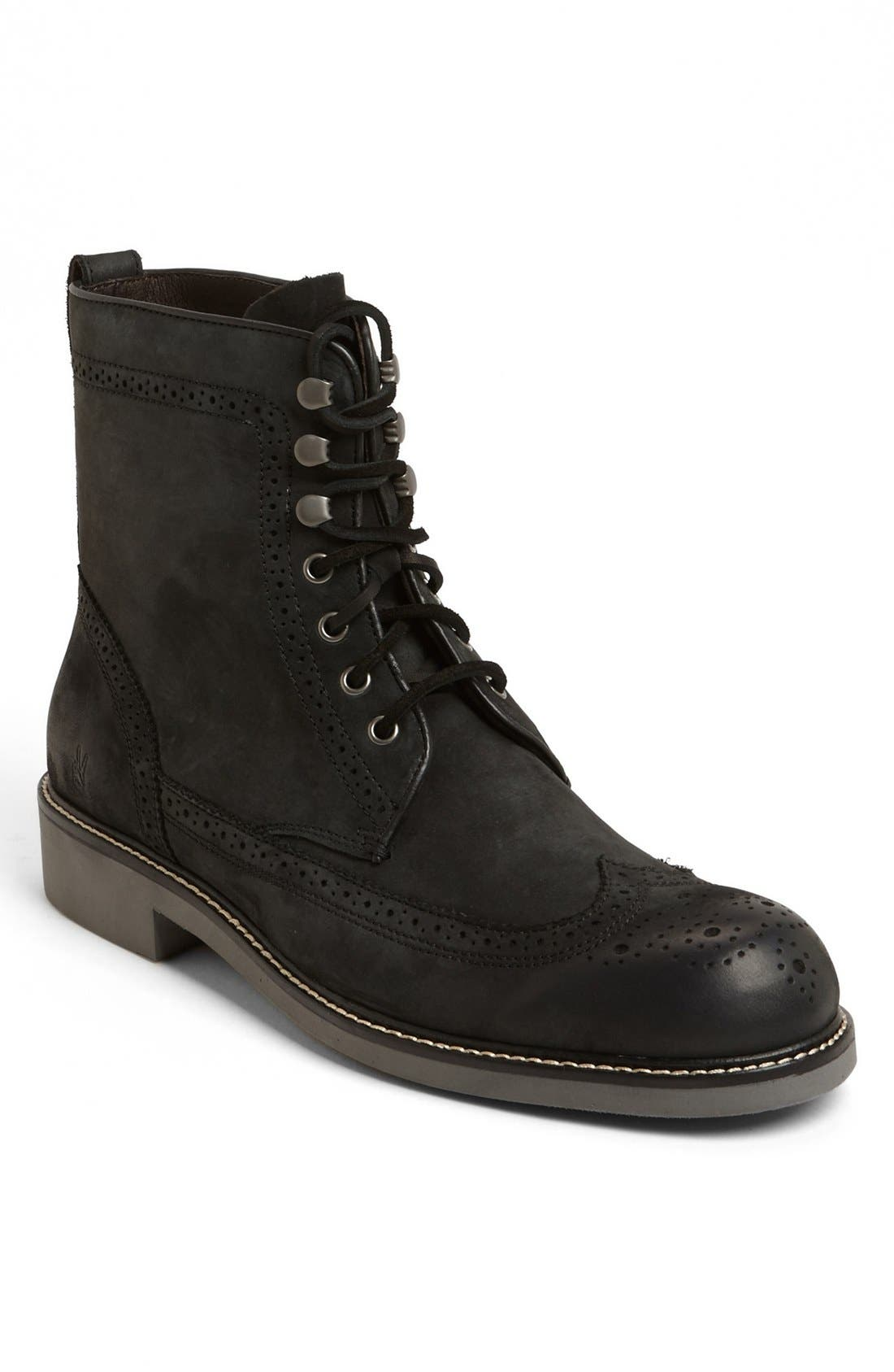Main Image - John Varvatos Star USA 'Strummer' Longwing Boot