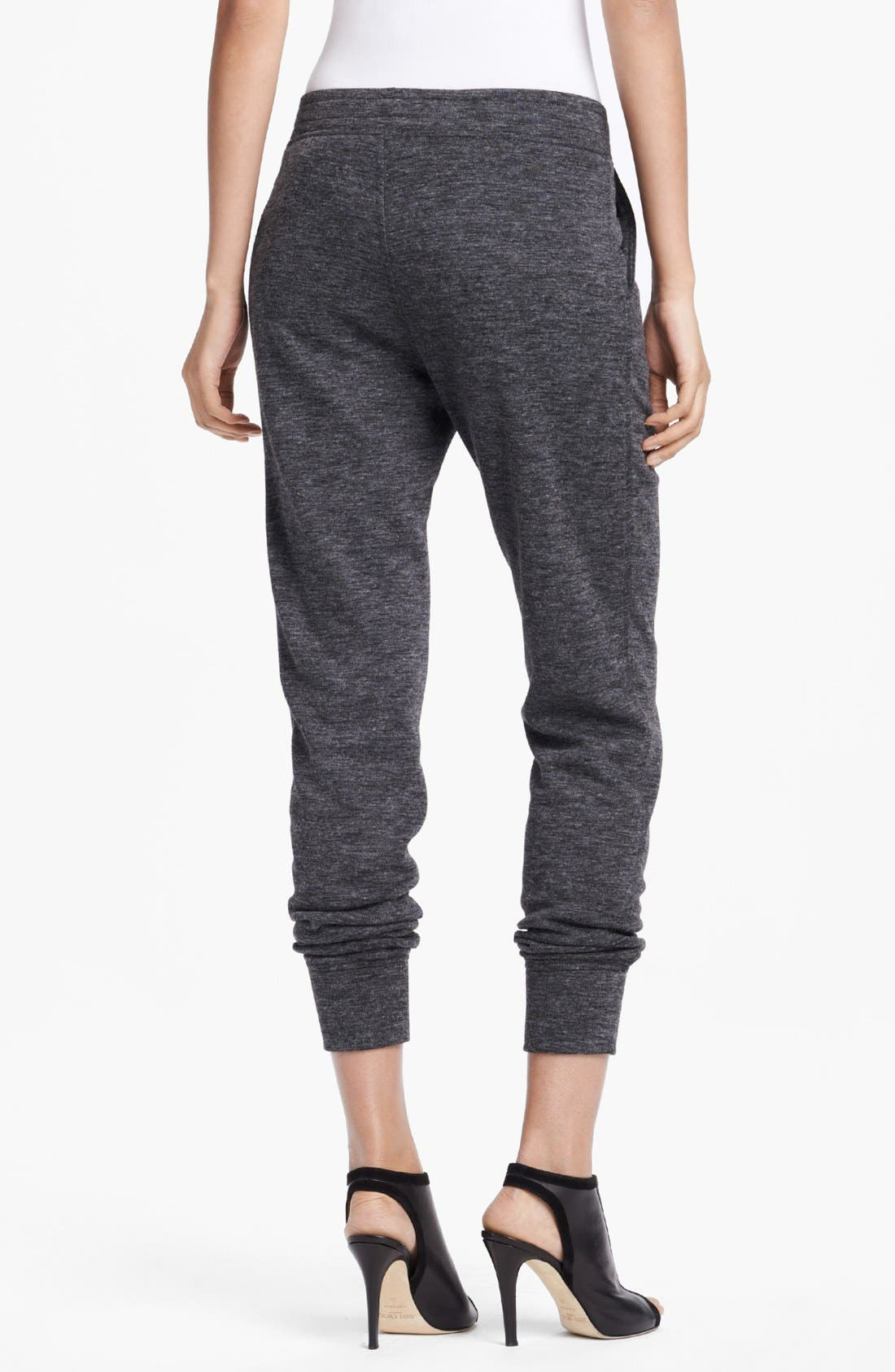 Alternate Image 2  - T by Alexander Wang Sweatpants