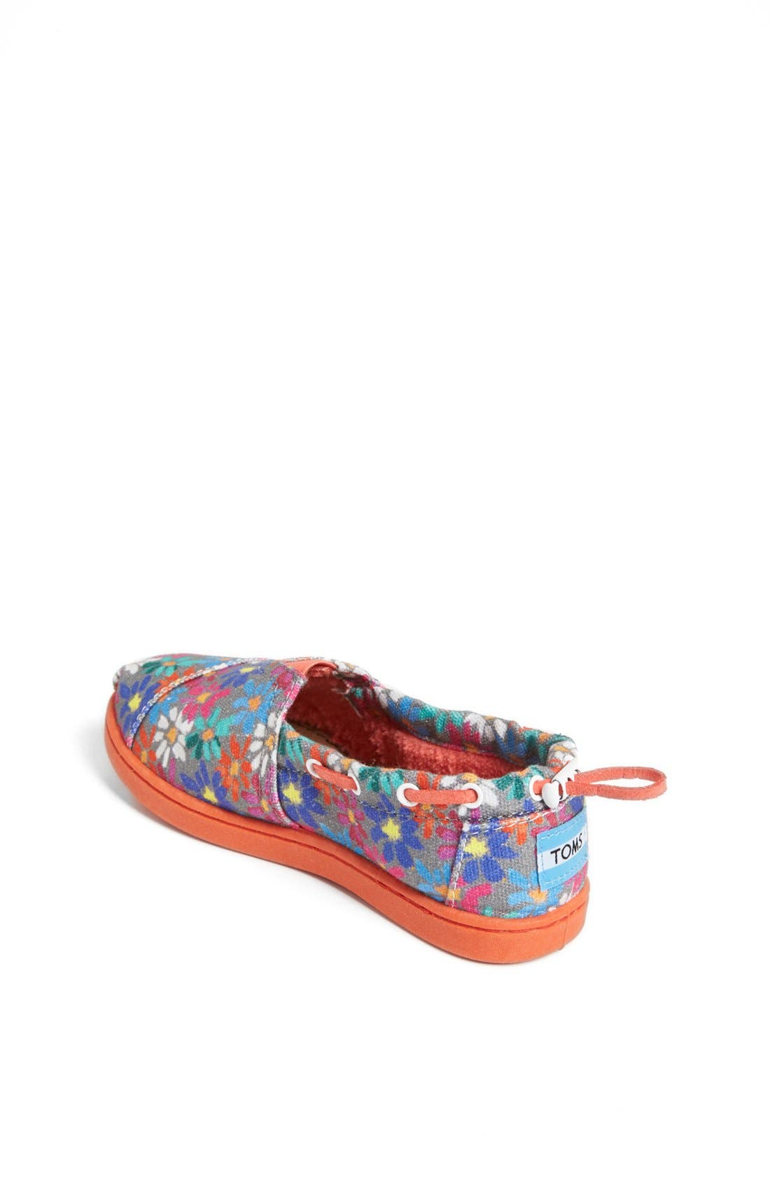 Alternate Image 2  - TOMS 'Bimini Alpargata - Youth' Slip-On (Toddler, Little Kid & Big Kid)