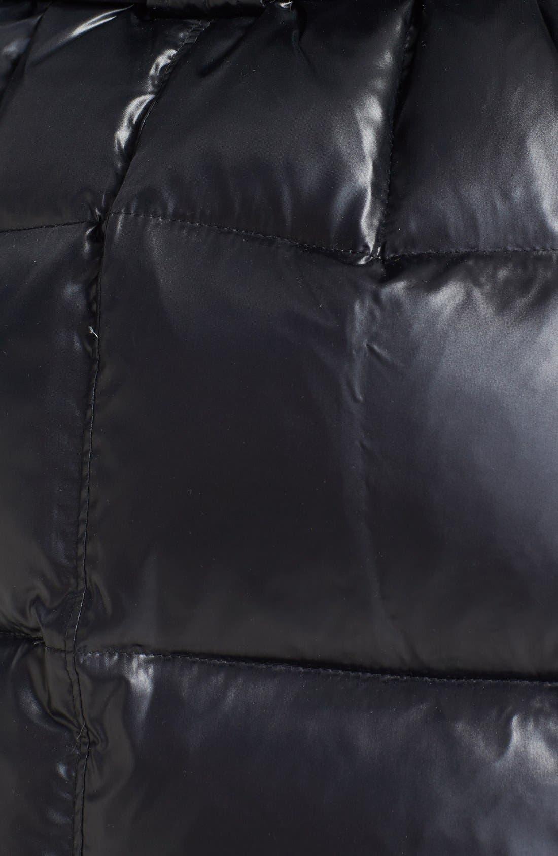 Alternate Image 3  - SAM. 'Soho' Belted Goose Down Jacket