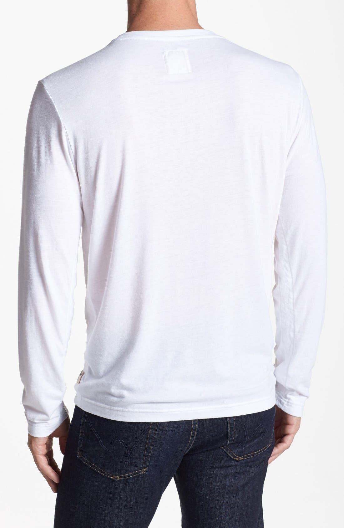 Alternate Image 2  - Surfside Supply 'Tony' Long Sleeve T-Shirt