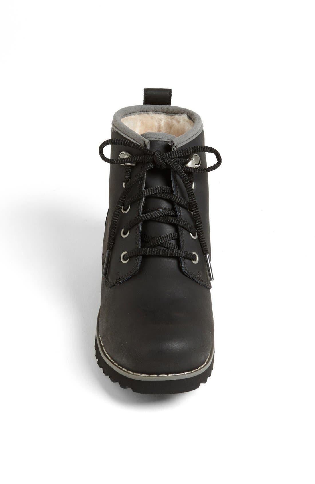 Alternate Image 3  - UGG® 'Maple' Boot (Toddler, Little Kid & Big Kid)