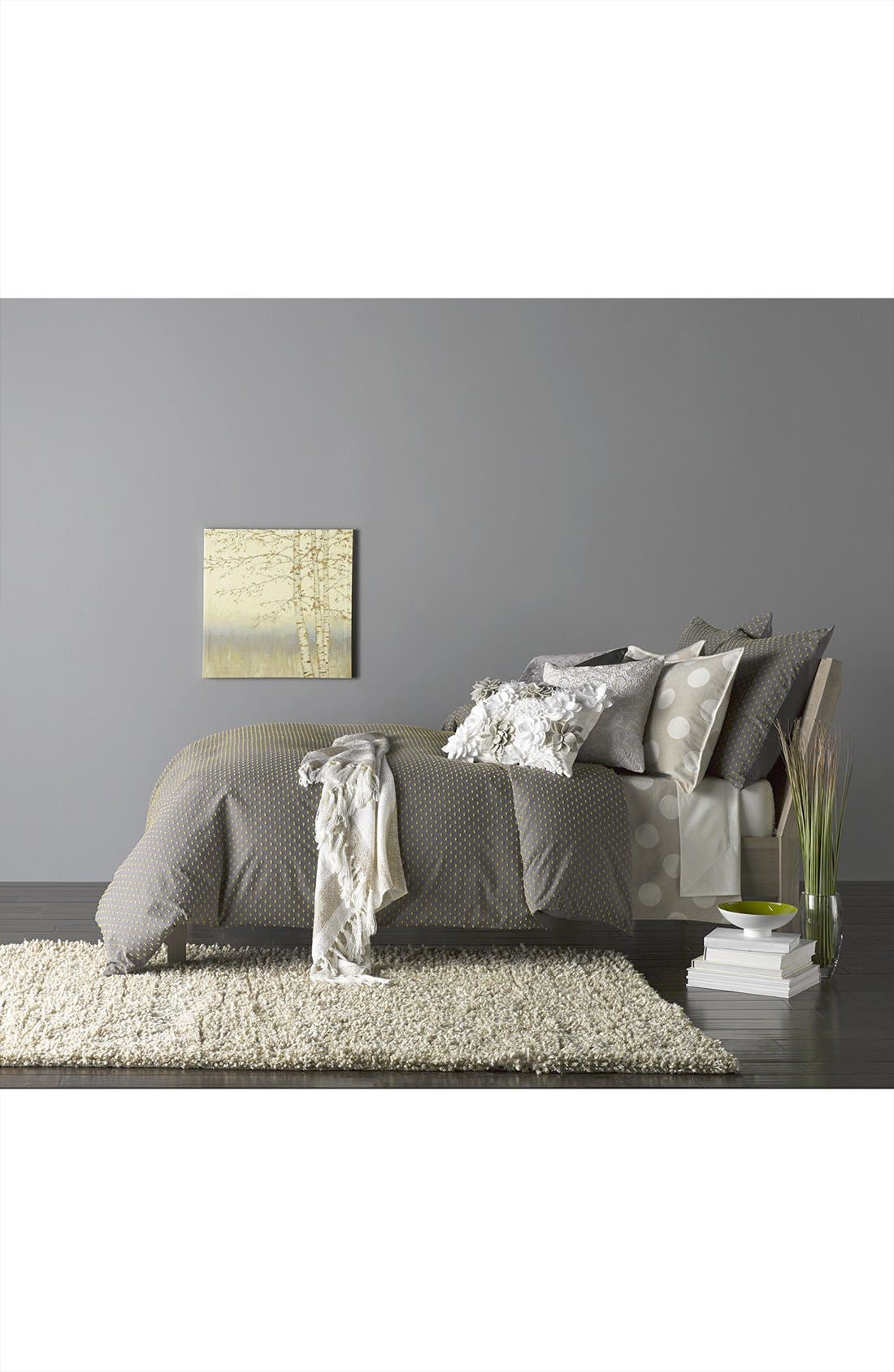 Alternate Image 2  - Nordstrom at Home 'Candy Stripe' Woven Throw